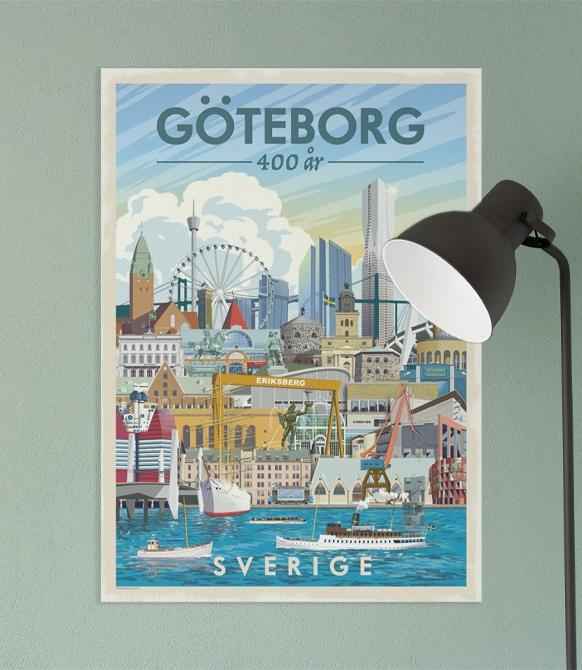 Göteborg 400 år!