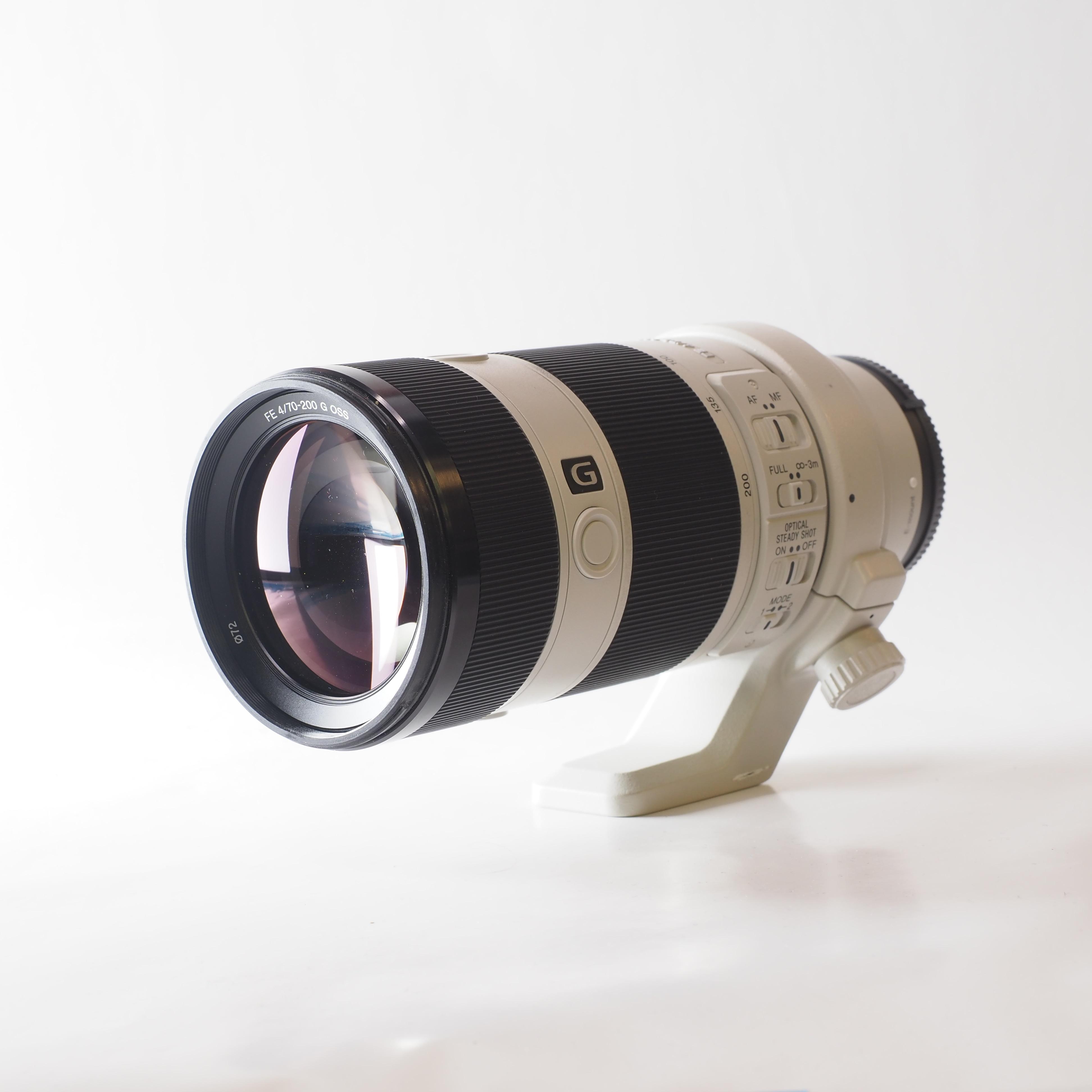 Sony FE 70-200mm f/4 G OSS - Begagnad
