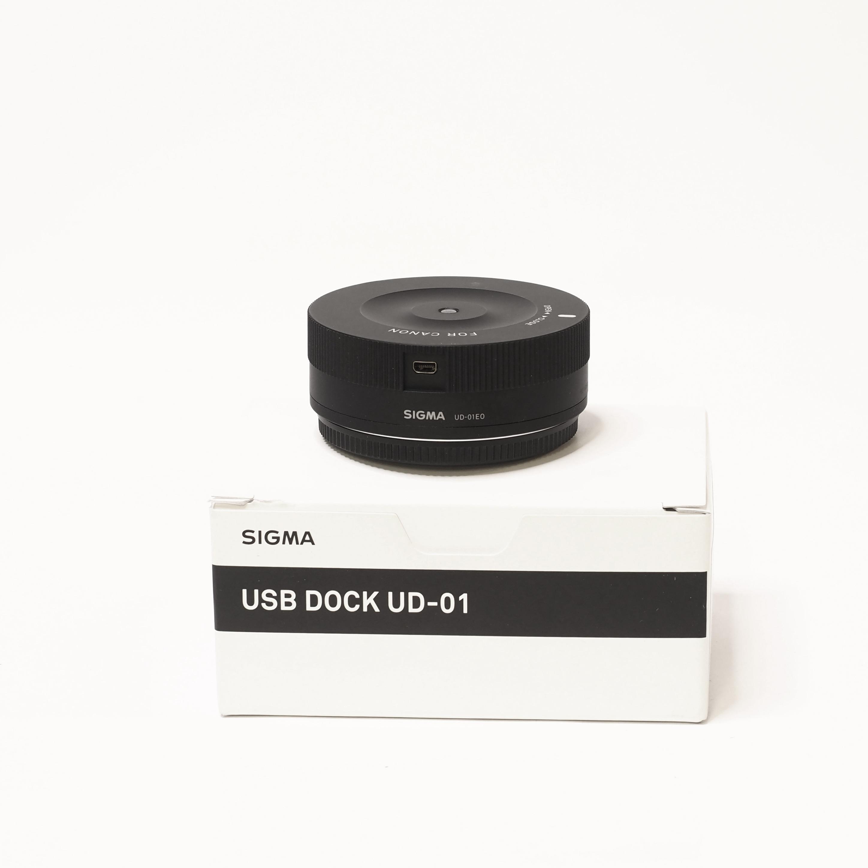 Sigma USB DOCK ED-01 för Canon - Begagnad