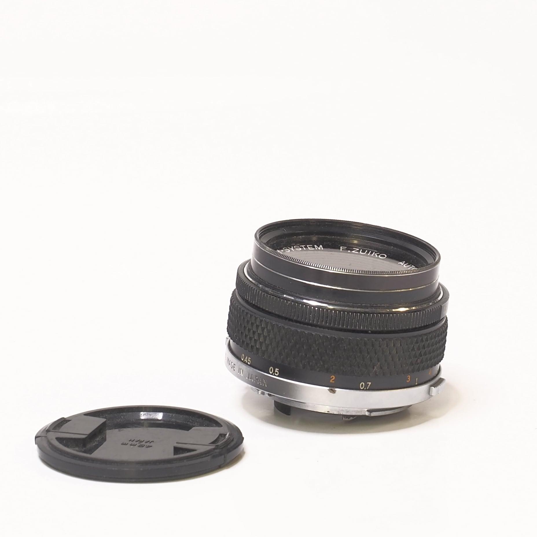 Olympus 50mm f/1,8 - Begagnad