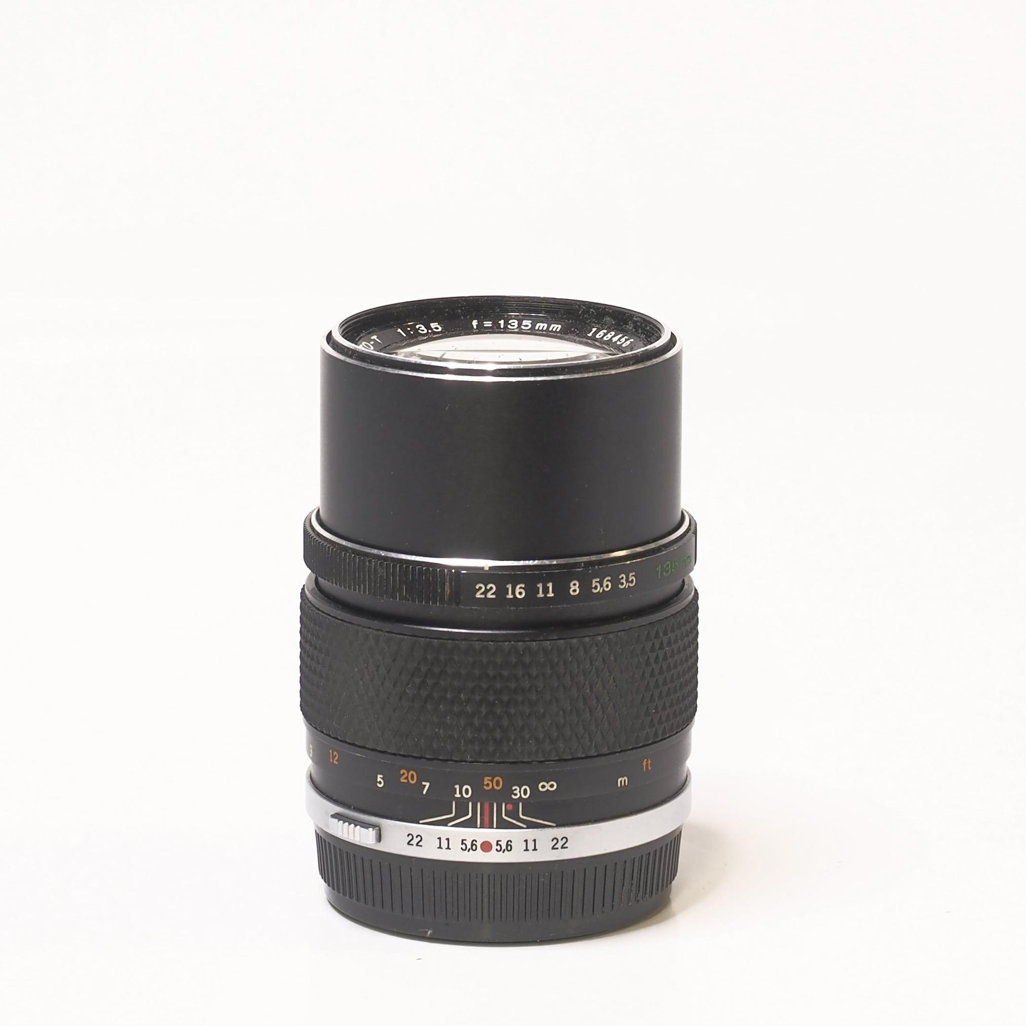 Olympus 135mm f/3,5 - Begagnad