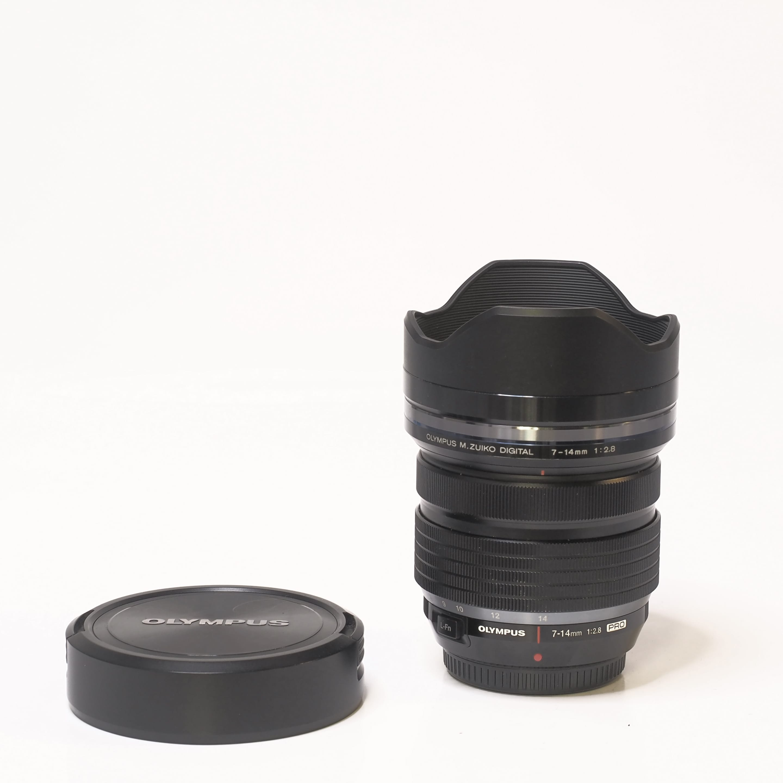 Olympus 7-14mm f/2,8 - Begagnad