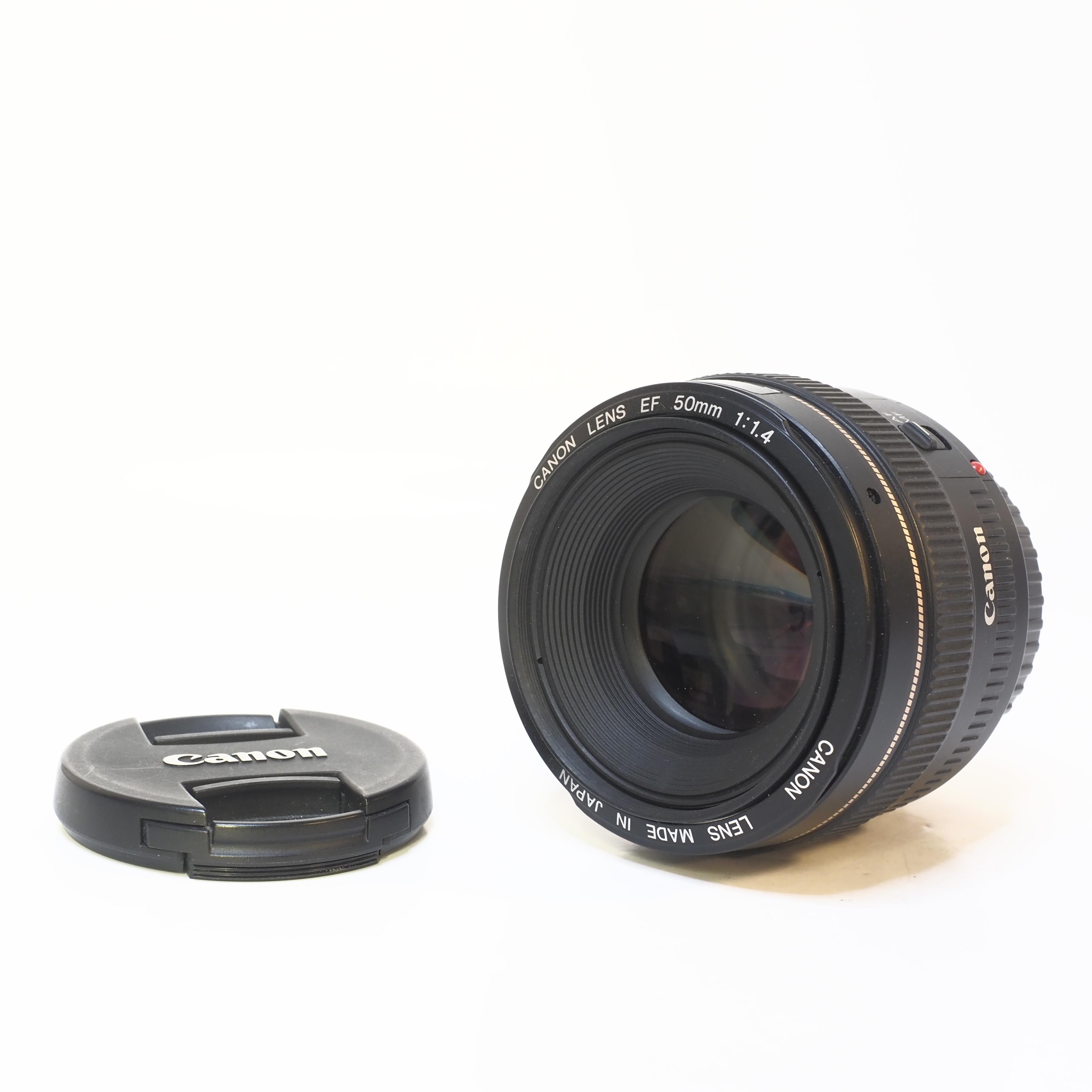 Canon EF 50mm f/1.4 - BEGAGNAT