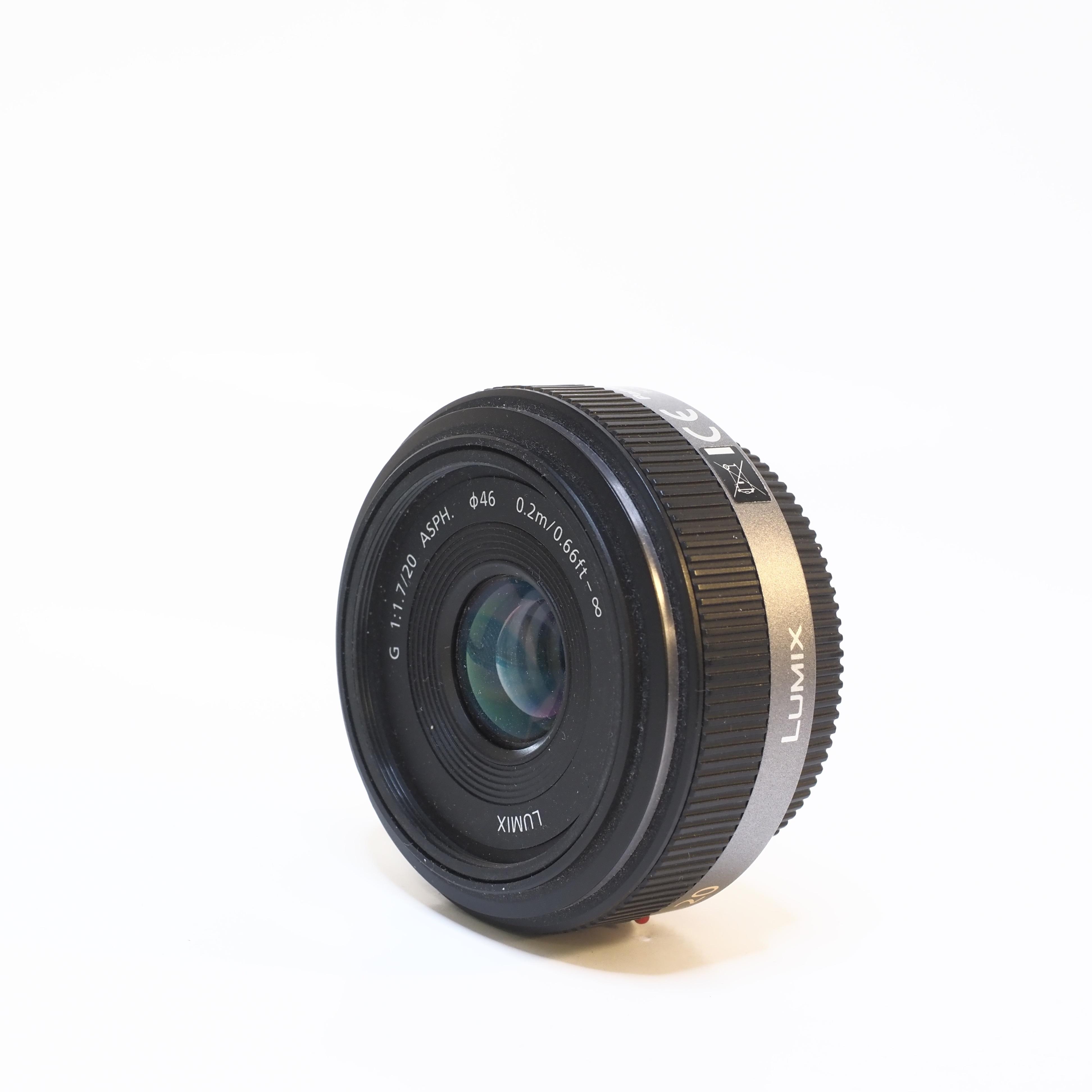 Lumix G 20mm f/1.7 - BEGAGNAT