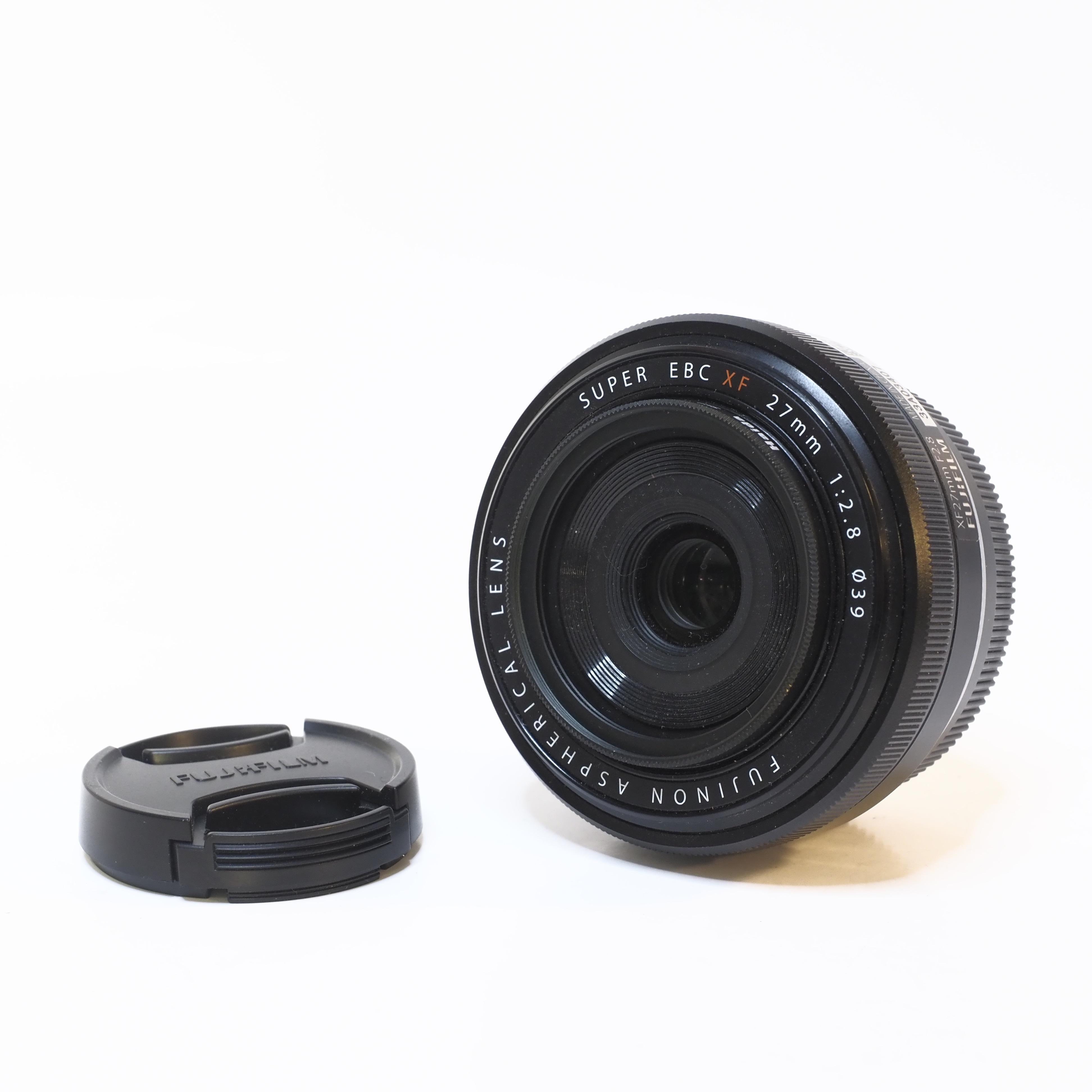Fujifilm Fujinon Super EBC XF 27mm f/2.8 - BEGAGNAT