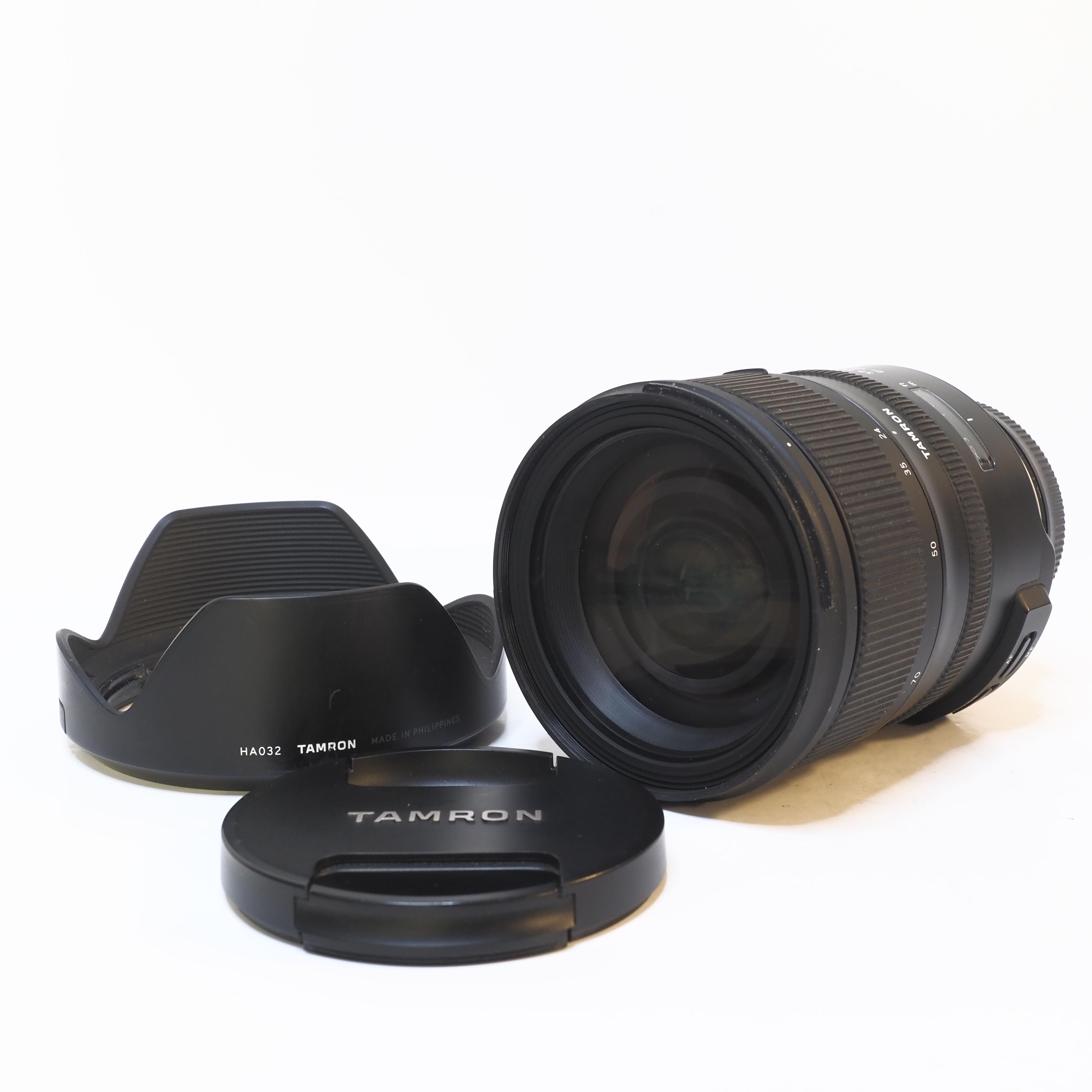 Tamron SP 24-70mm f/2.8 Di VC USD G2 för Canon - BEGAGNAT