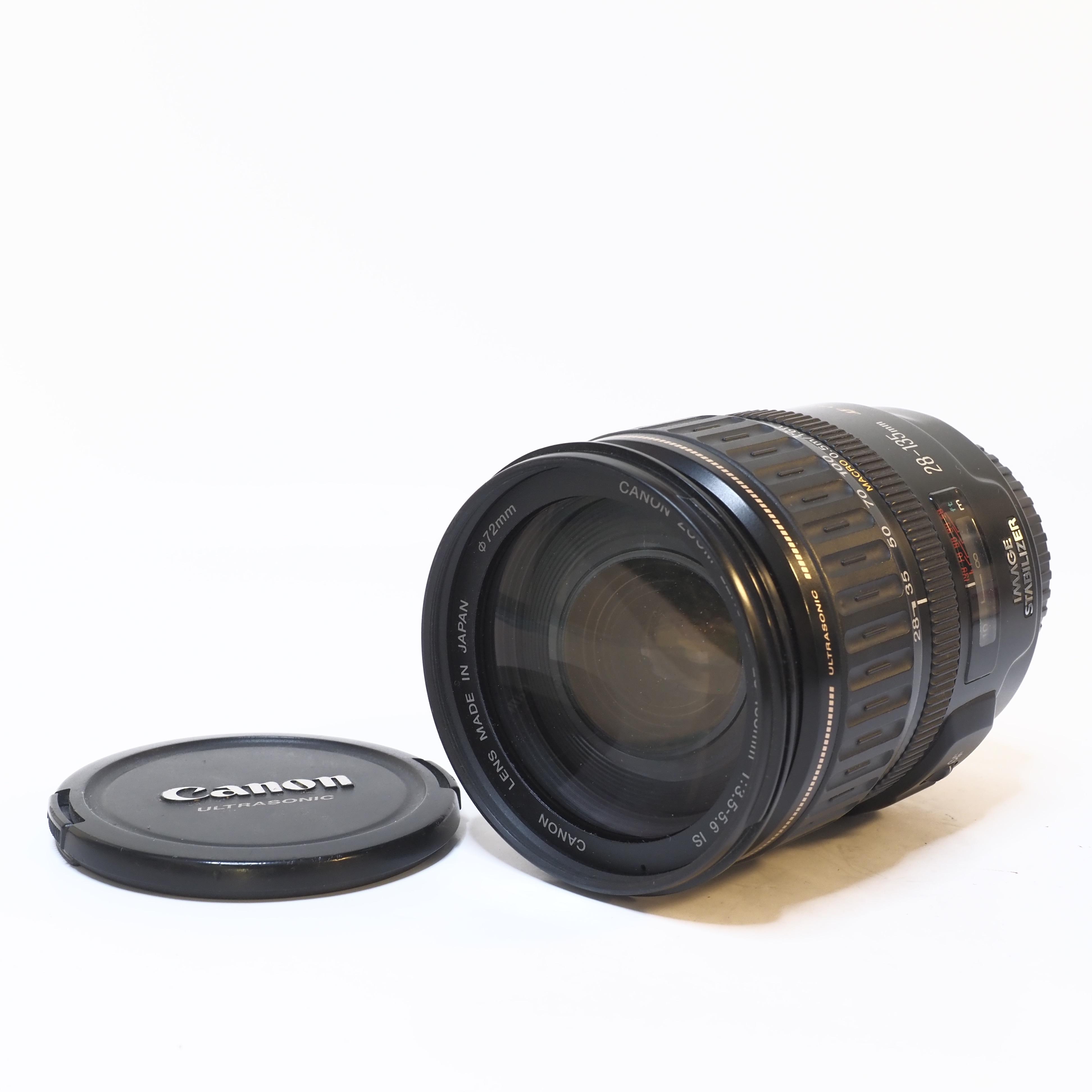 Canon EF 28-135mm f/3.5-5.6 IS MACRO - BEGAGNAT