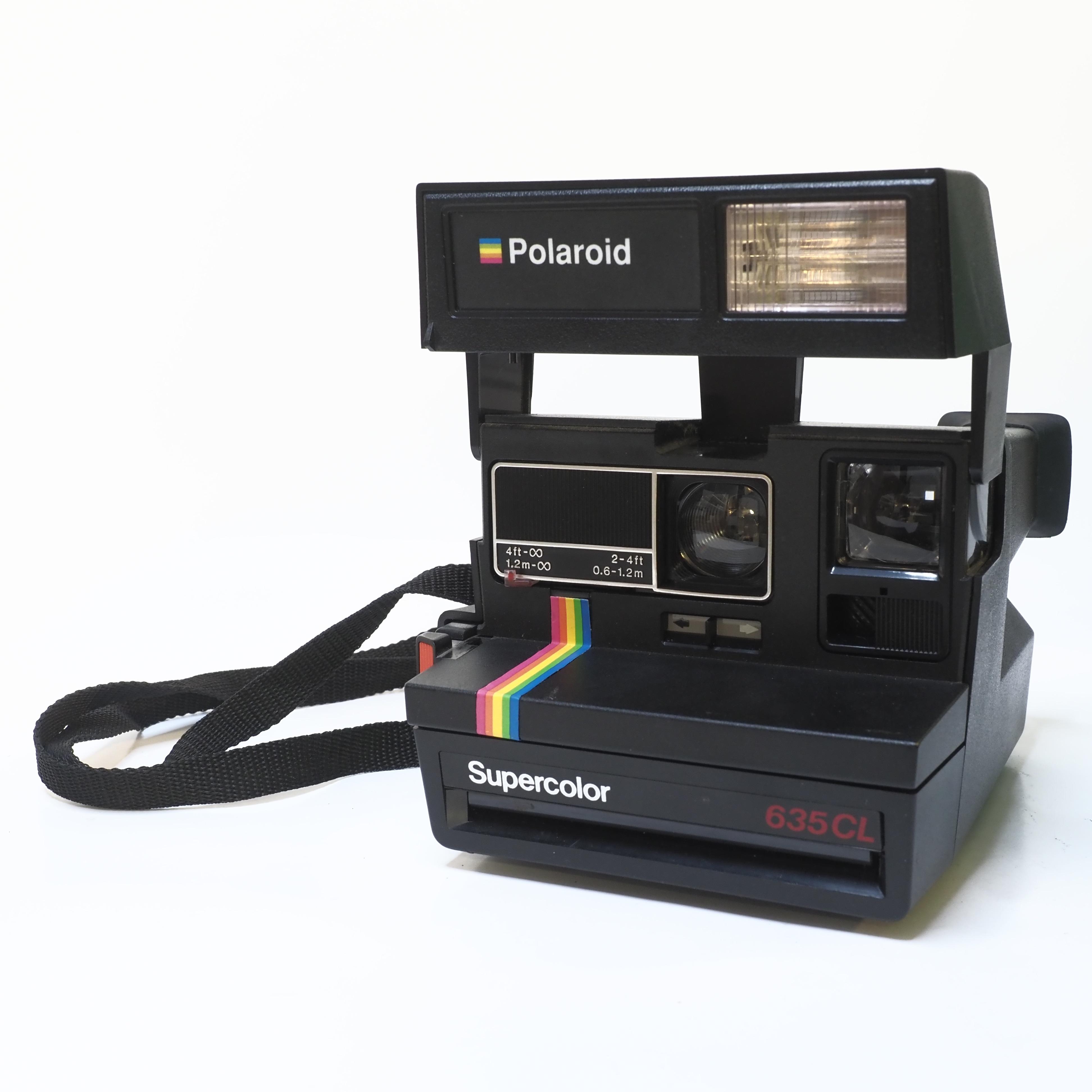 Polaroid Supercolor 635CL - BEGAGNAT