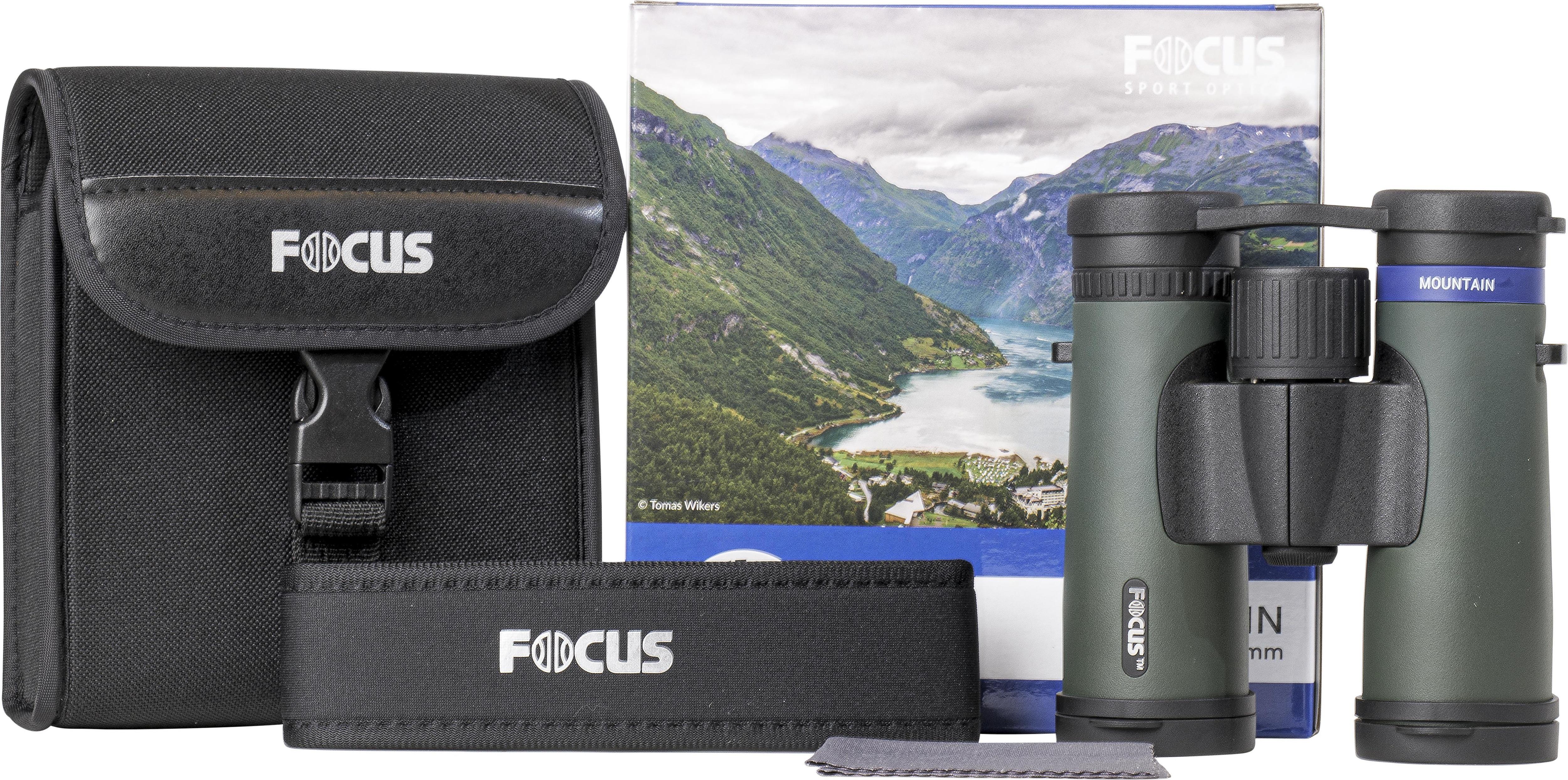 Focus Mountain 10x25