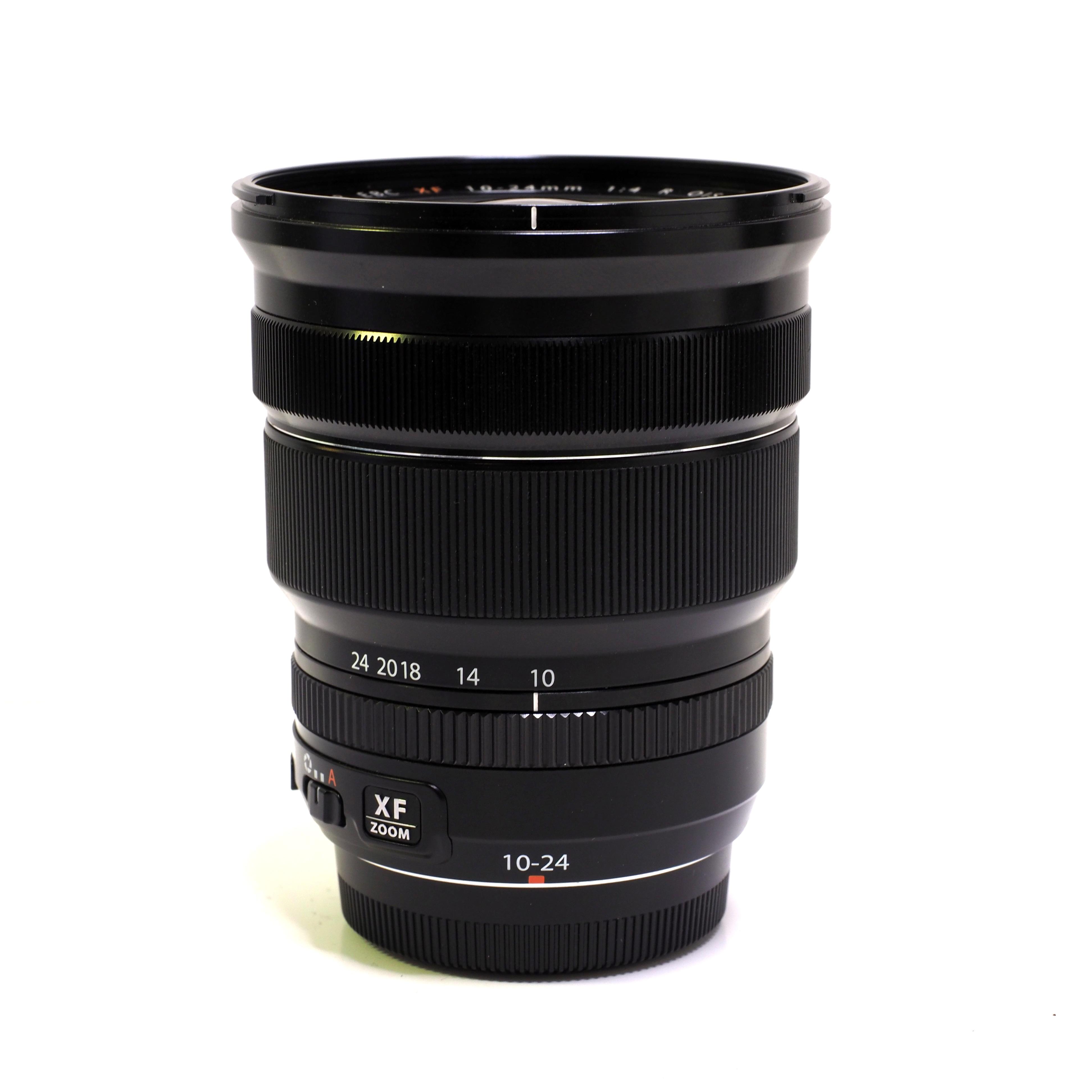 Fujifilm Fujinon XF 10-24mm f/4,0 R - BEGAGNAT