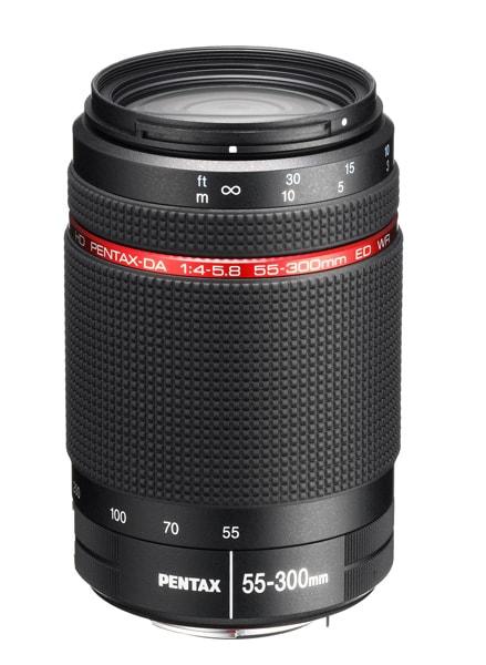 Pentax HD DA 55-300mm f/4-5,8 ED WR