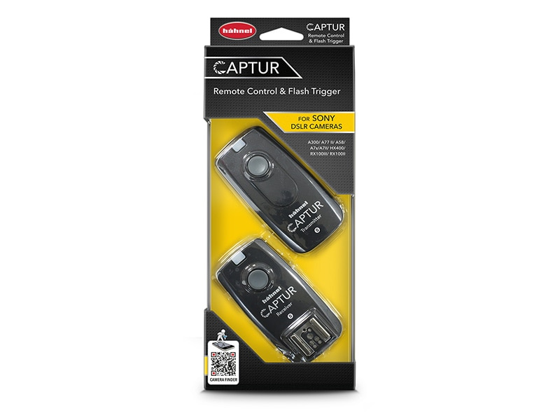 CAPTUR REMOTE for Sony
