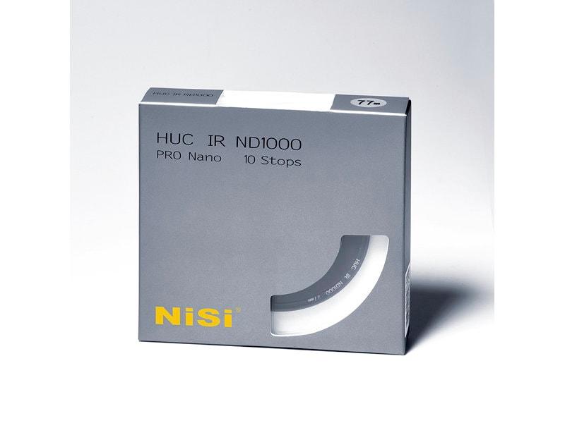 NISI Filter IRND1000 10steg Pro Nano Huc 67mm