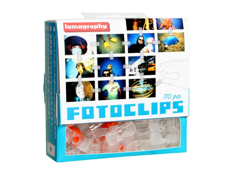 Lomography Fotoclips 100 st