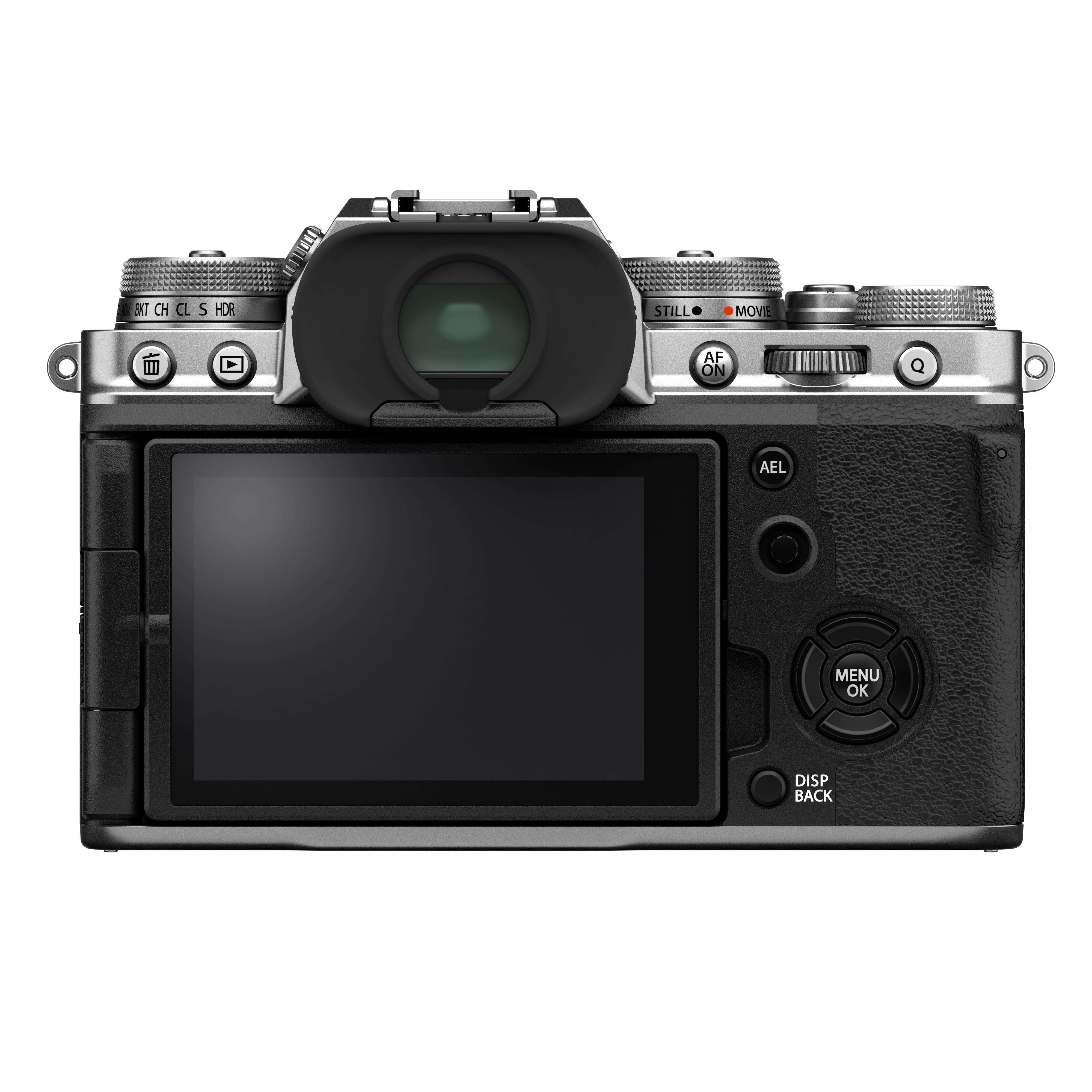 Fujifilm X-T4 + 18-55mm f/2.8-4 R LM OIS Silver