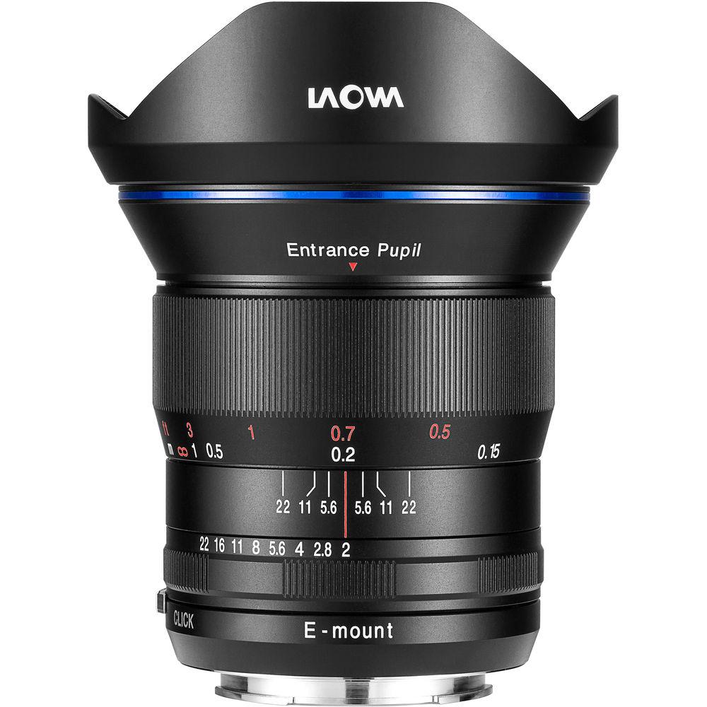 Laowa 15mm f/2 FE Zero-D till Sony FE