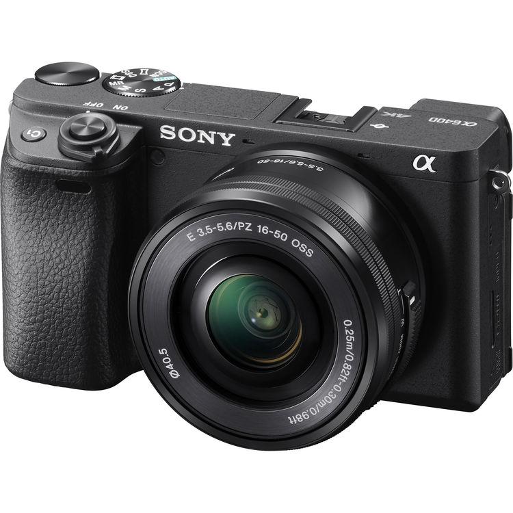 Sony A6400 + 16-50mm f/3,5-5,6 PZ OSS