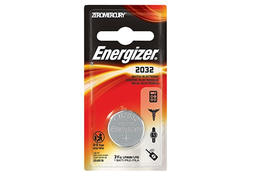 Energizer Lithium Cr2032 2Pk