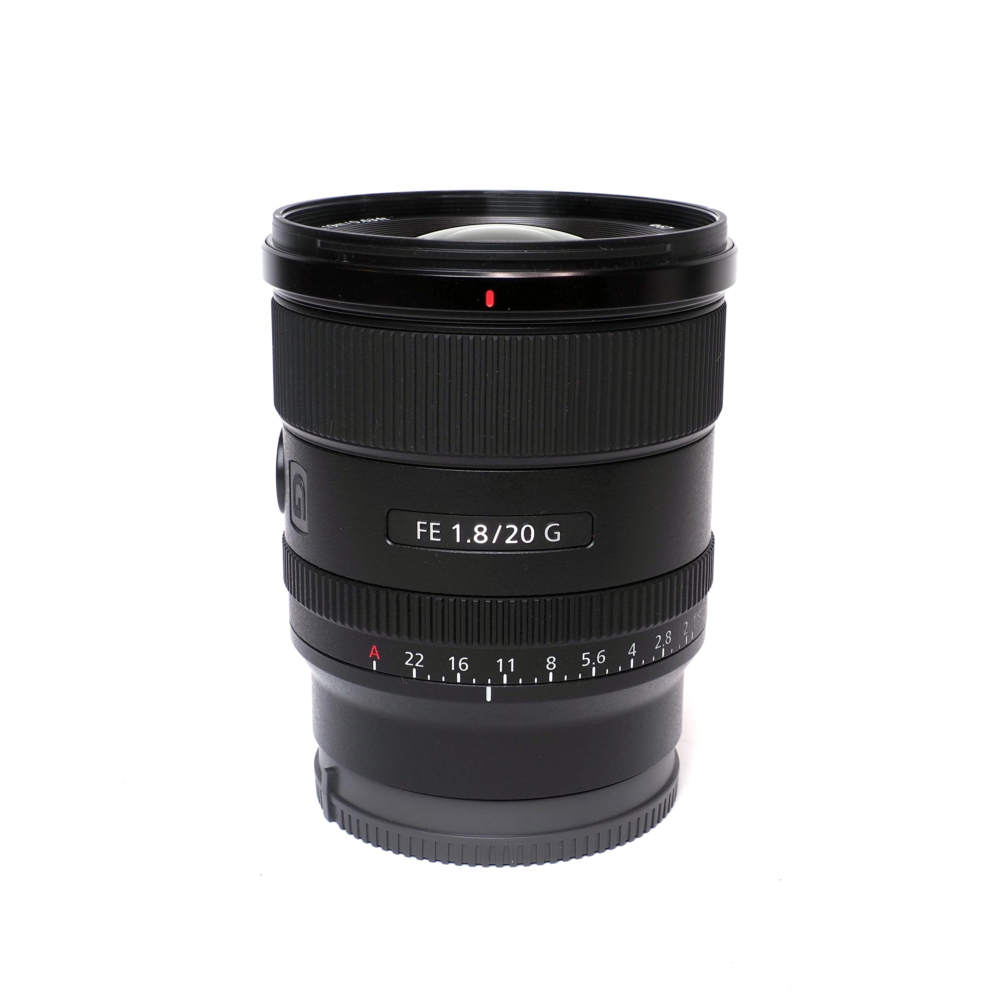 Sony FE 20mm f/1,8 G - BEGAGNAT