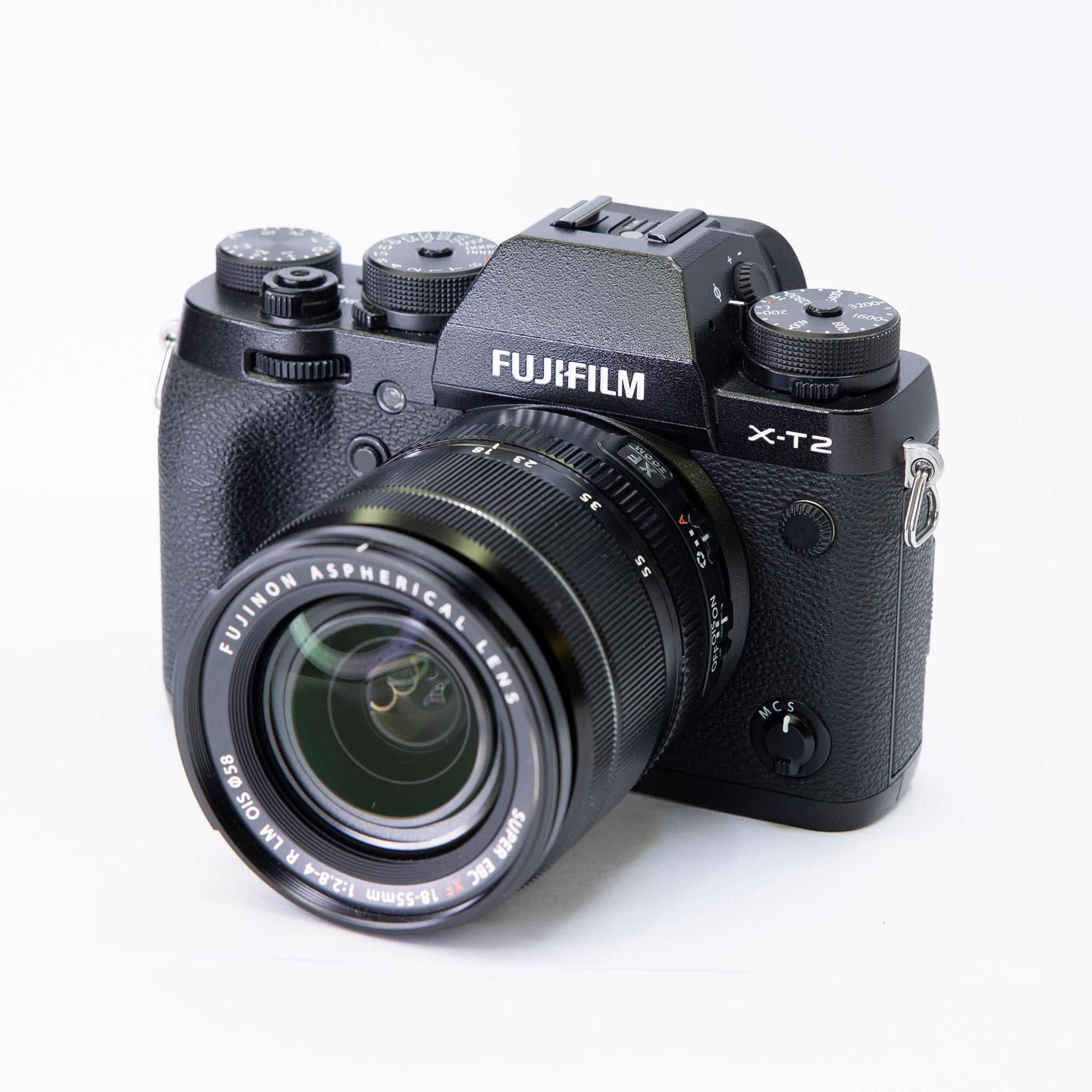 Fujifilm X-T2 + 18-55 - BEGAGNAT