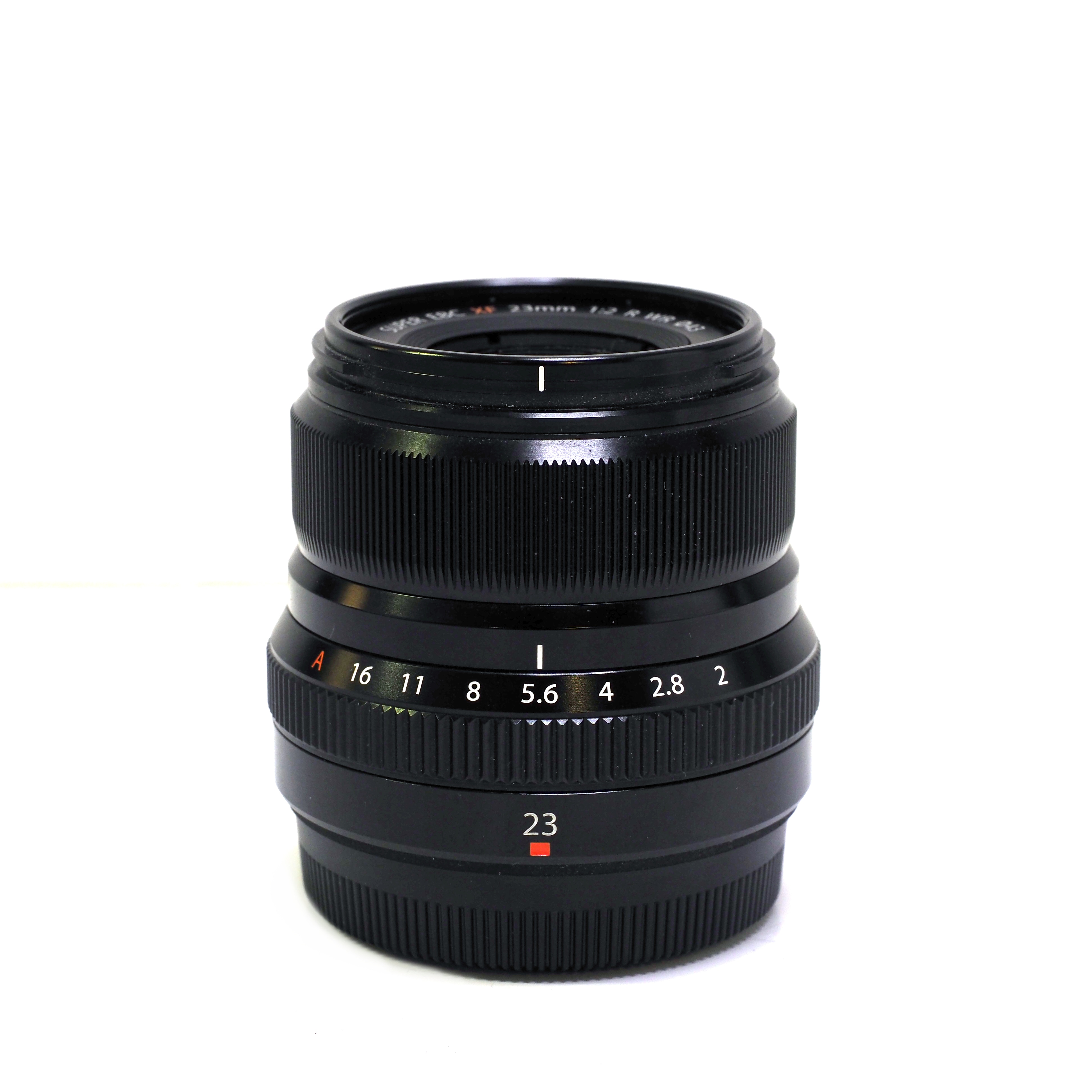 Fujifilm Fujinon XF 23mm f/2,0 WR - BEGAGNAT