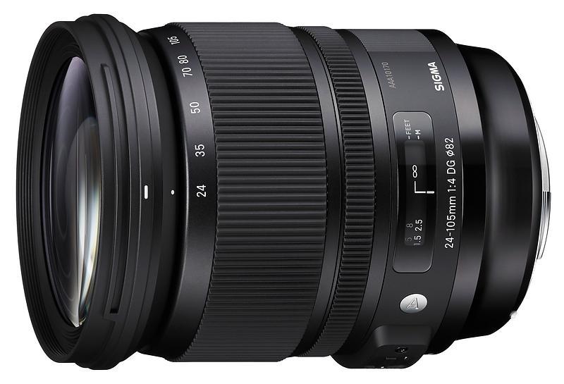 Sigma 24-105mm F/4 DG för Nikon