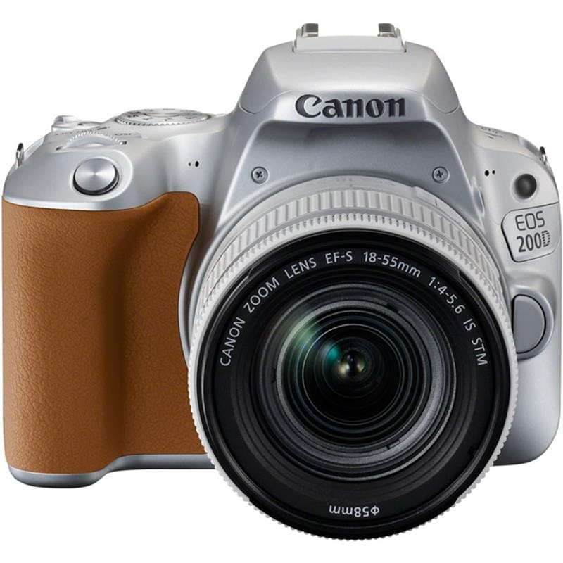 Canon EOS 250D + 18-55/4-5,6 IS STM Silver