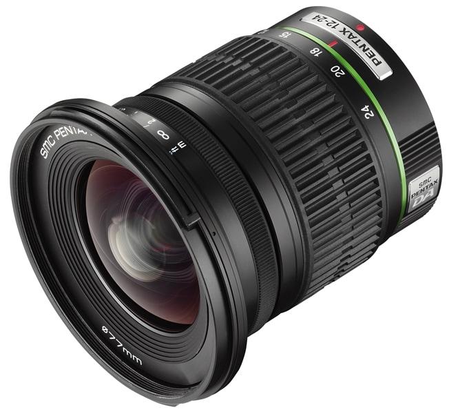 Pentax DA 12-24mm f/4,0 ED