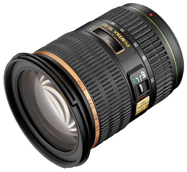 Pentax DA* 16-50mm f/2,8 ED AL IF SDM