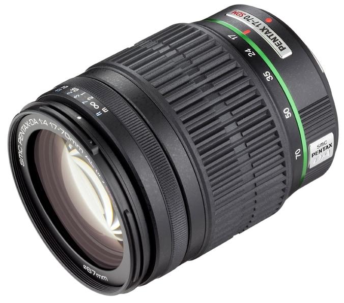 Pentax DA 17-70mm f/4,0 AL IF SDM