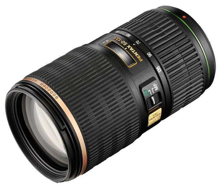 Pentax DA* 50-135mm f/2,8 ED IF SDM