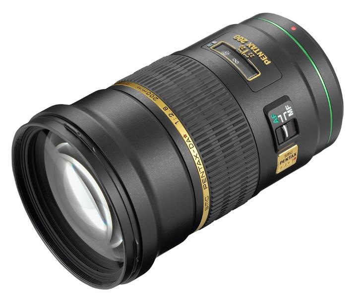 Pentax DA* 200mm f/2,8 ED ID SDM