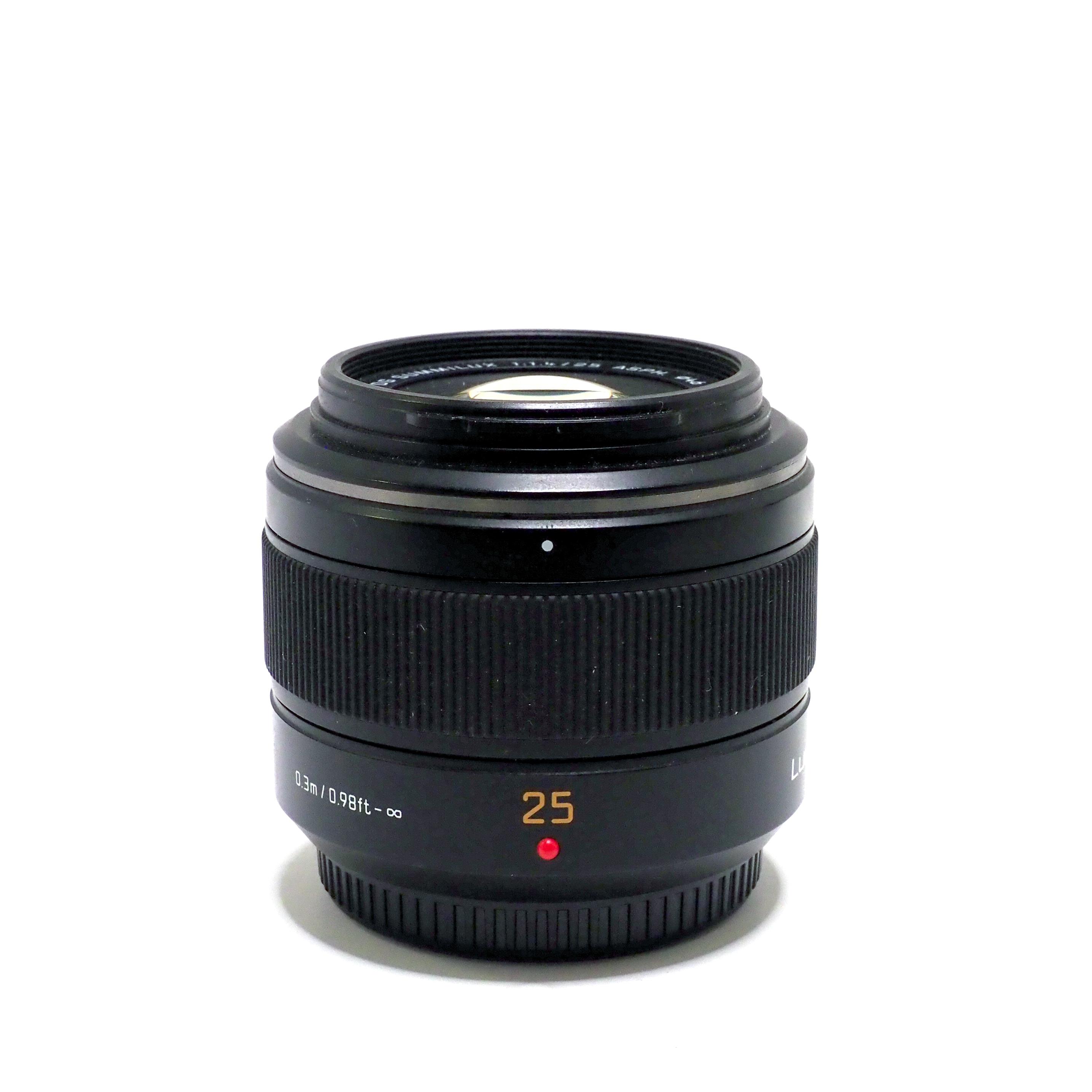 Panasonic Lumix G Leica DG Summilux 25mm f/1,4 ASPH - BEGAGNAT