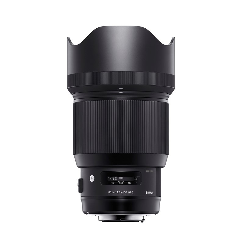 Sigma 85mm f/1,4 ART för Nikon
