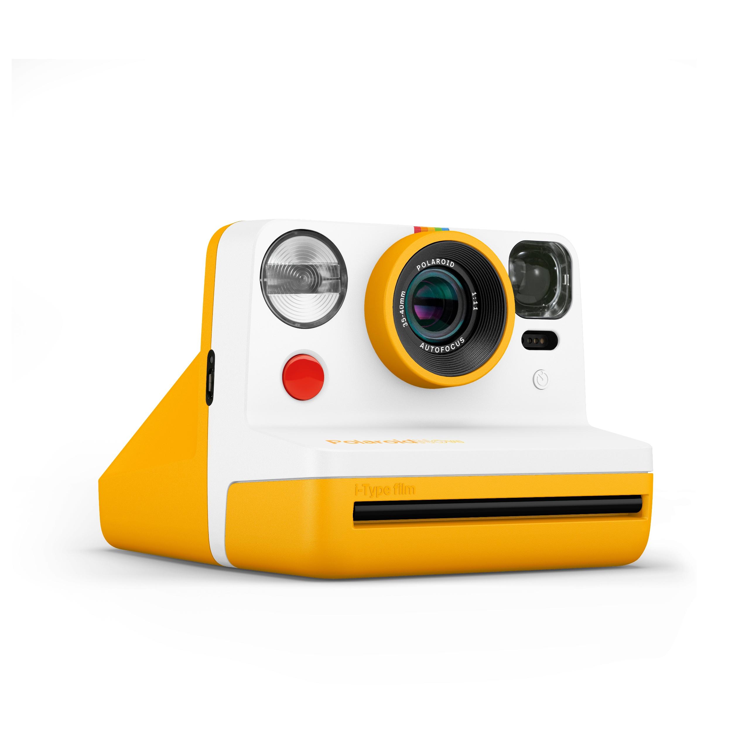 Polaroid Now Gul