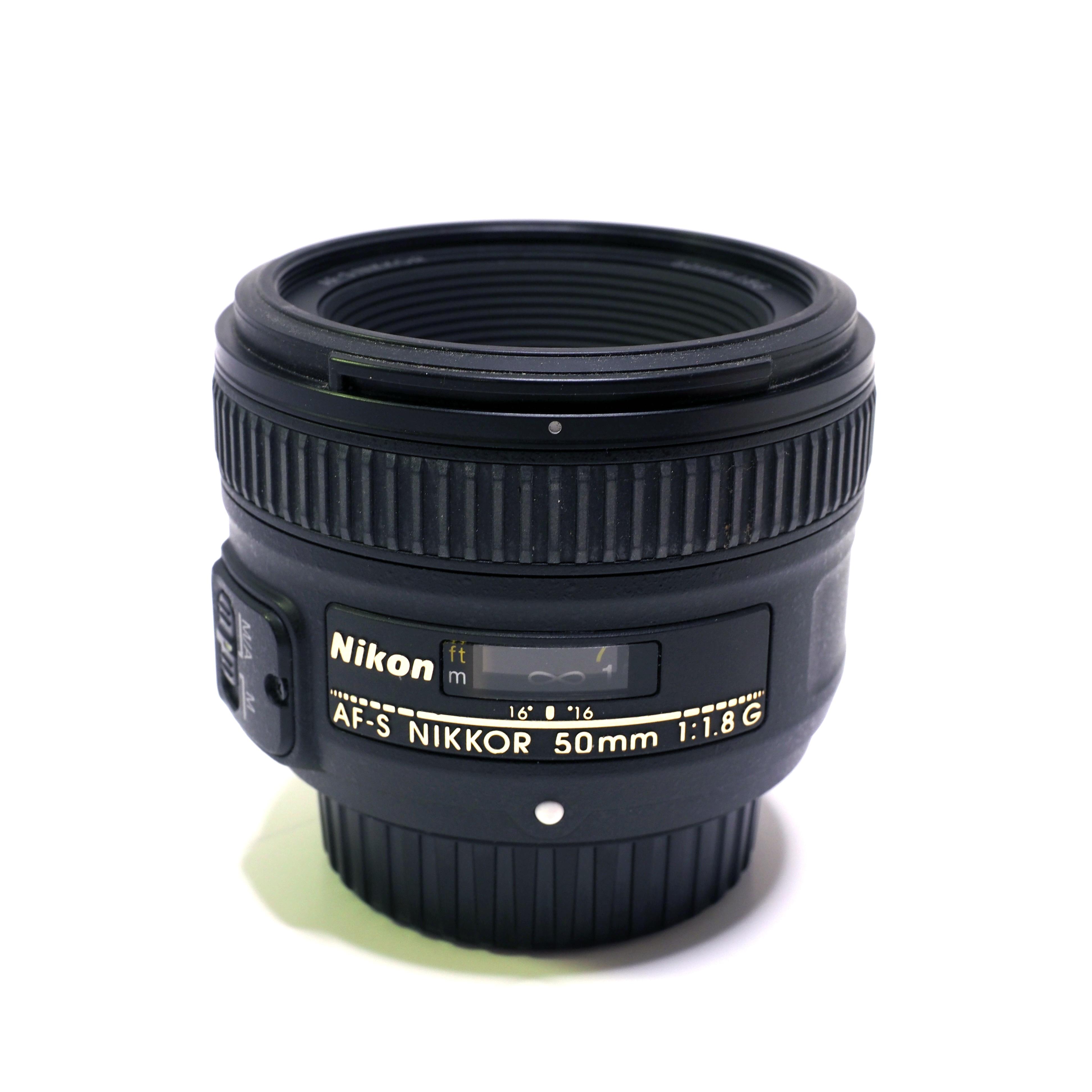 Nikon AF-S NIKKOR 50mm f/1.8G - BEGAGNAT