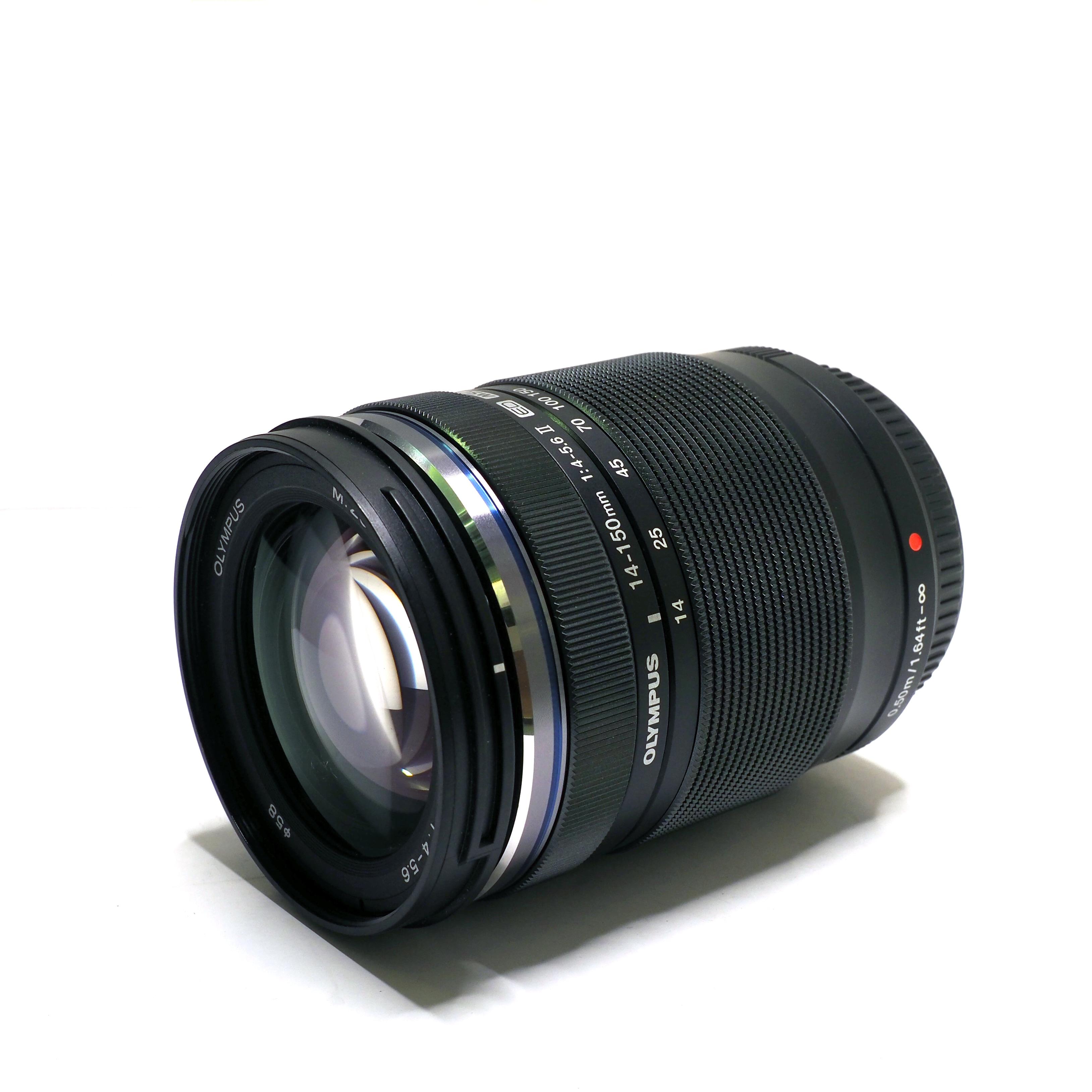 Olympus 14-150mm f/4-5,6 II ED MSC - BEGAGNAT