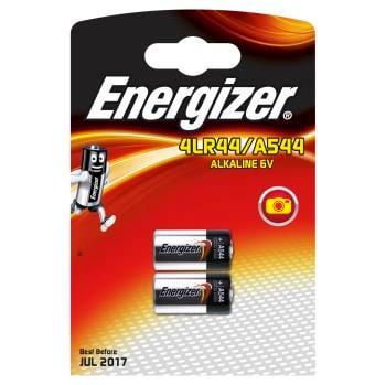 Energizer Alkaline A544/4Lr44 2 pack