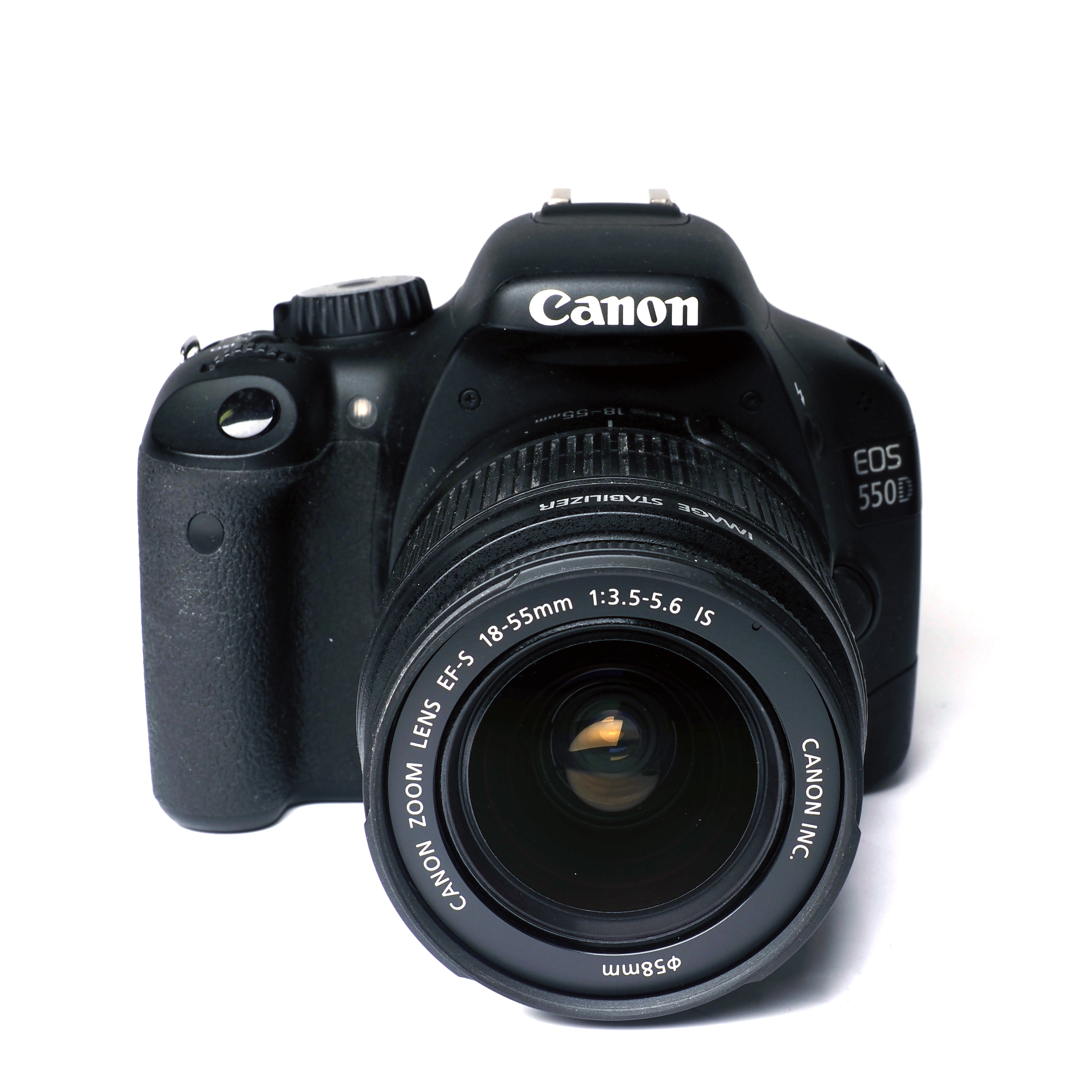 Canon EOS 550d / 18-55mm f/3.5-5.6 IS EF-S - BEGAGNAT