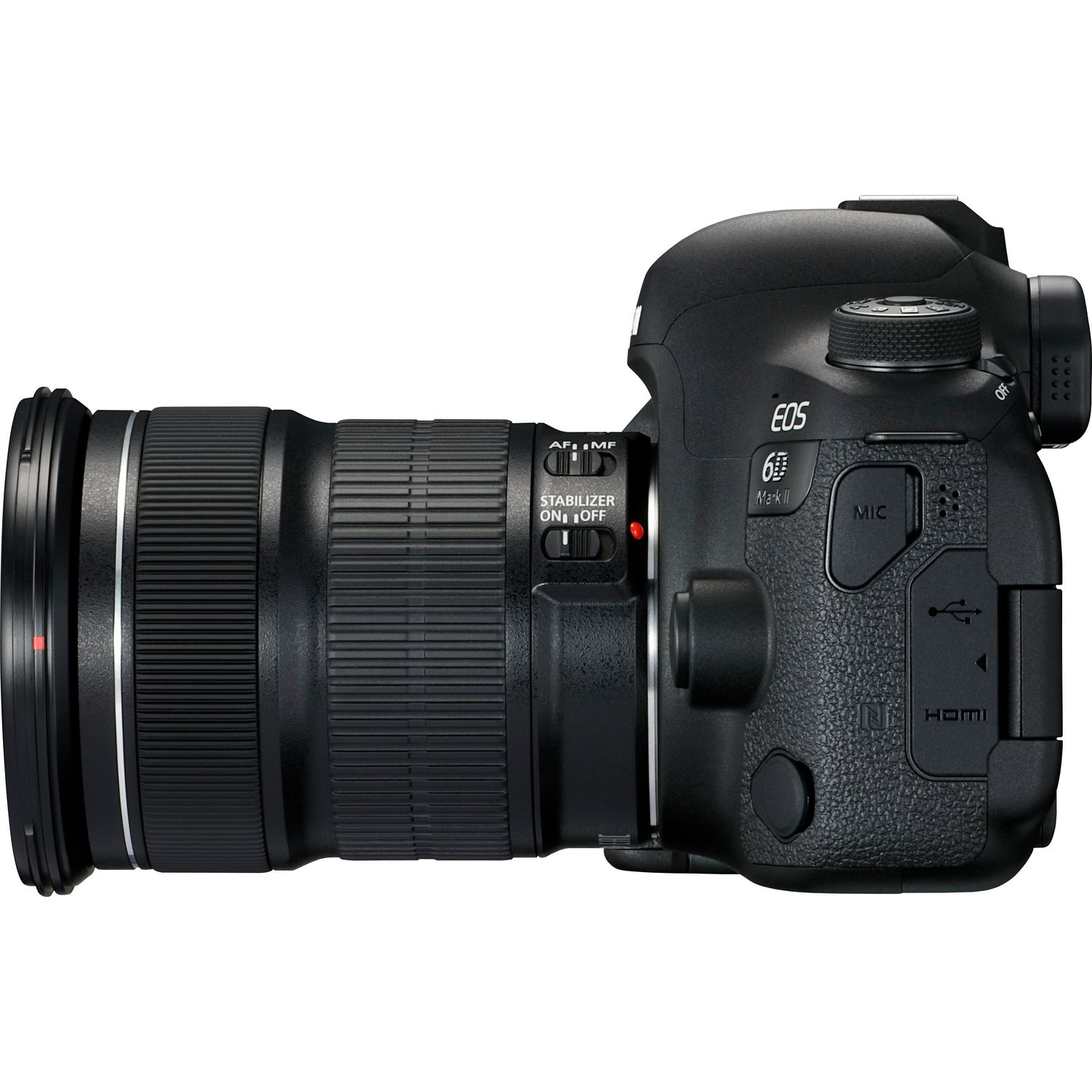 Canon 6D Mark II + 24-105/3,5-5,6 IS STM