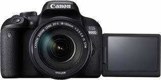 Canon EOS 800D + 18-135 IS STM