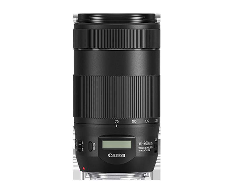 Canon EF 70-300mm IS II USM