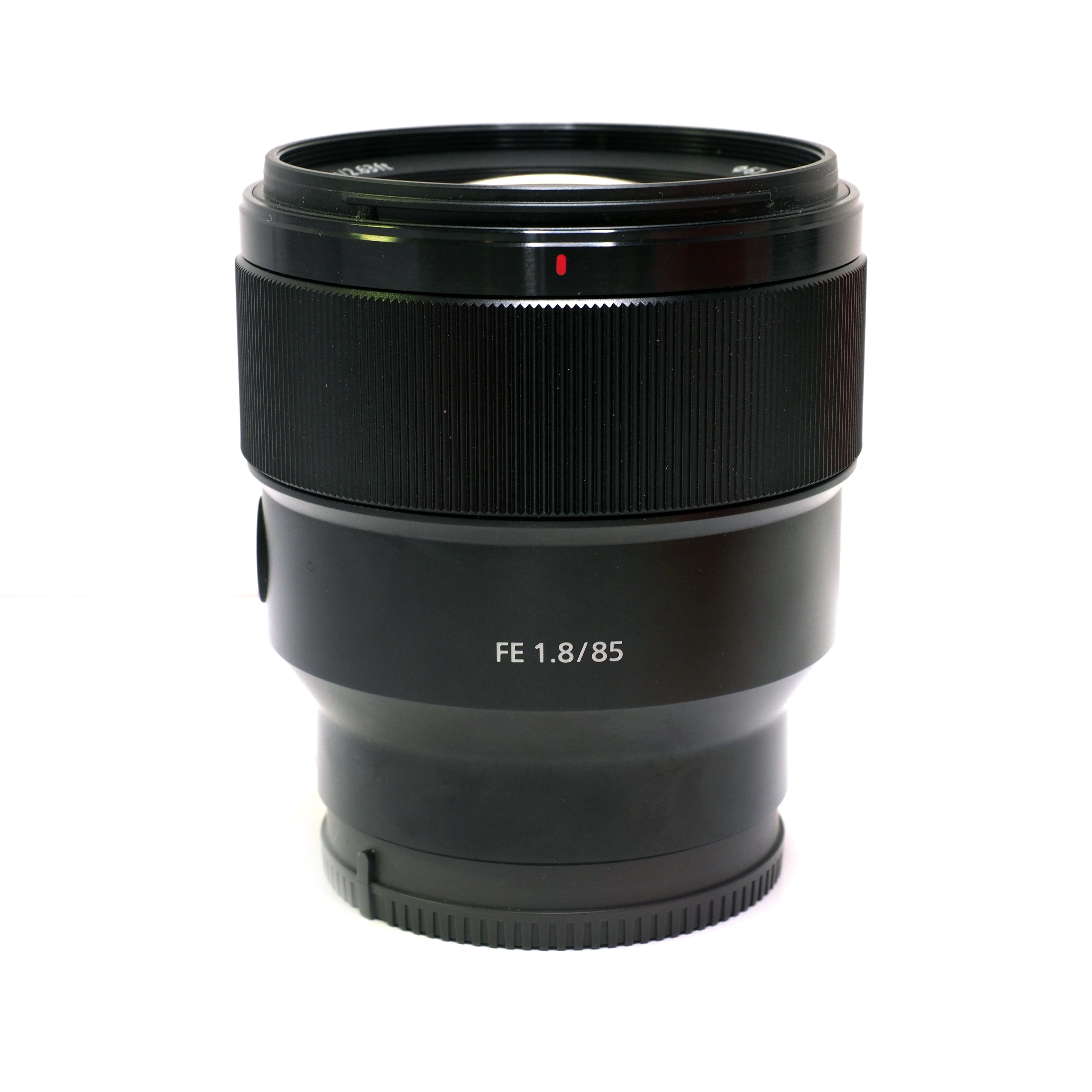 Sony FE 85mm F/1,8 E-mount - BEGAGNAT
