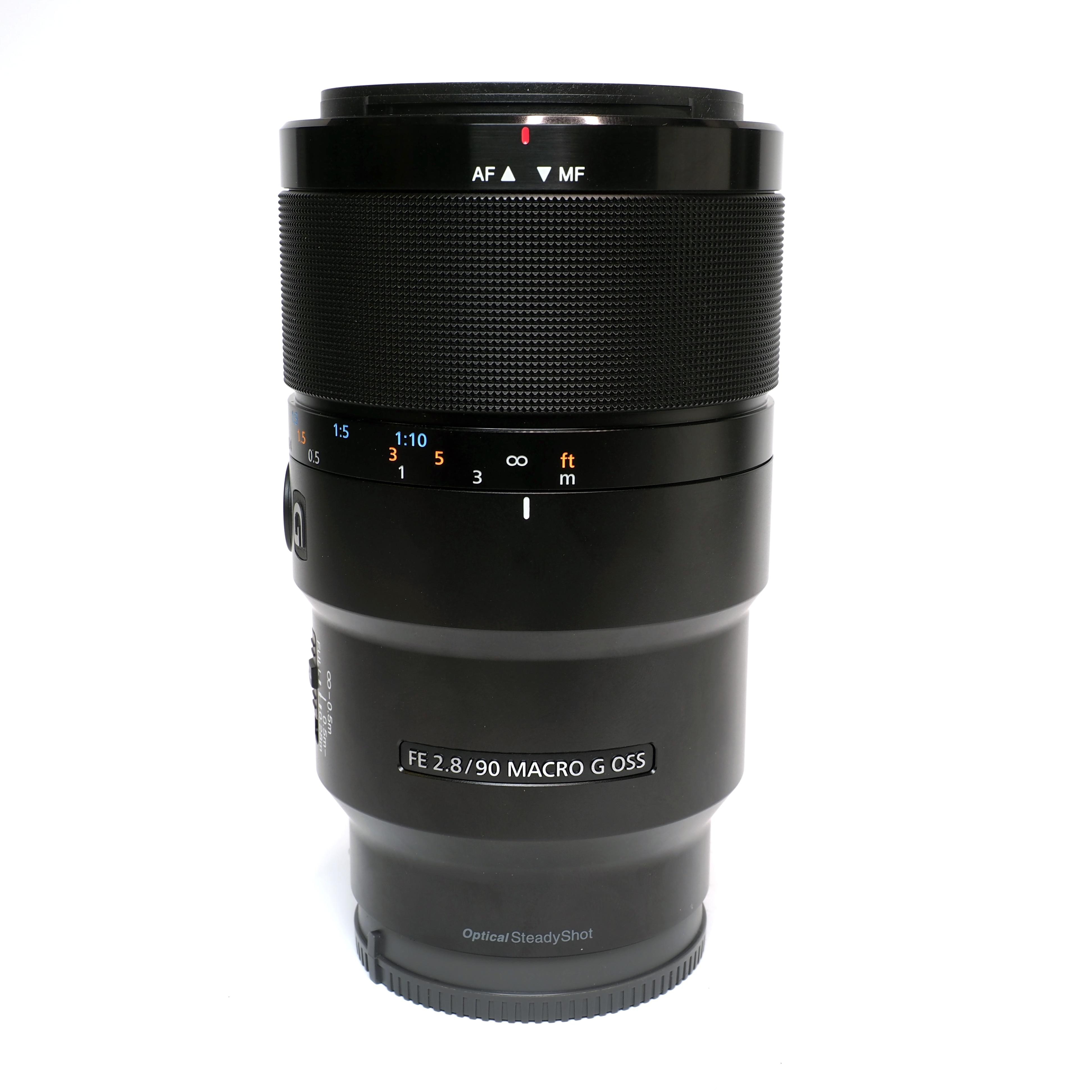 SONY FE 90mm f/2,8 MACRO G OSS - BEGAGNAT