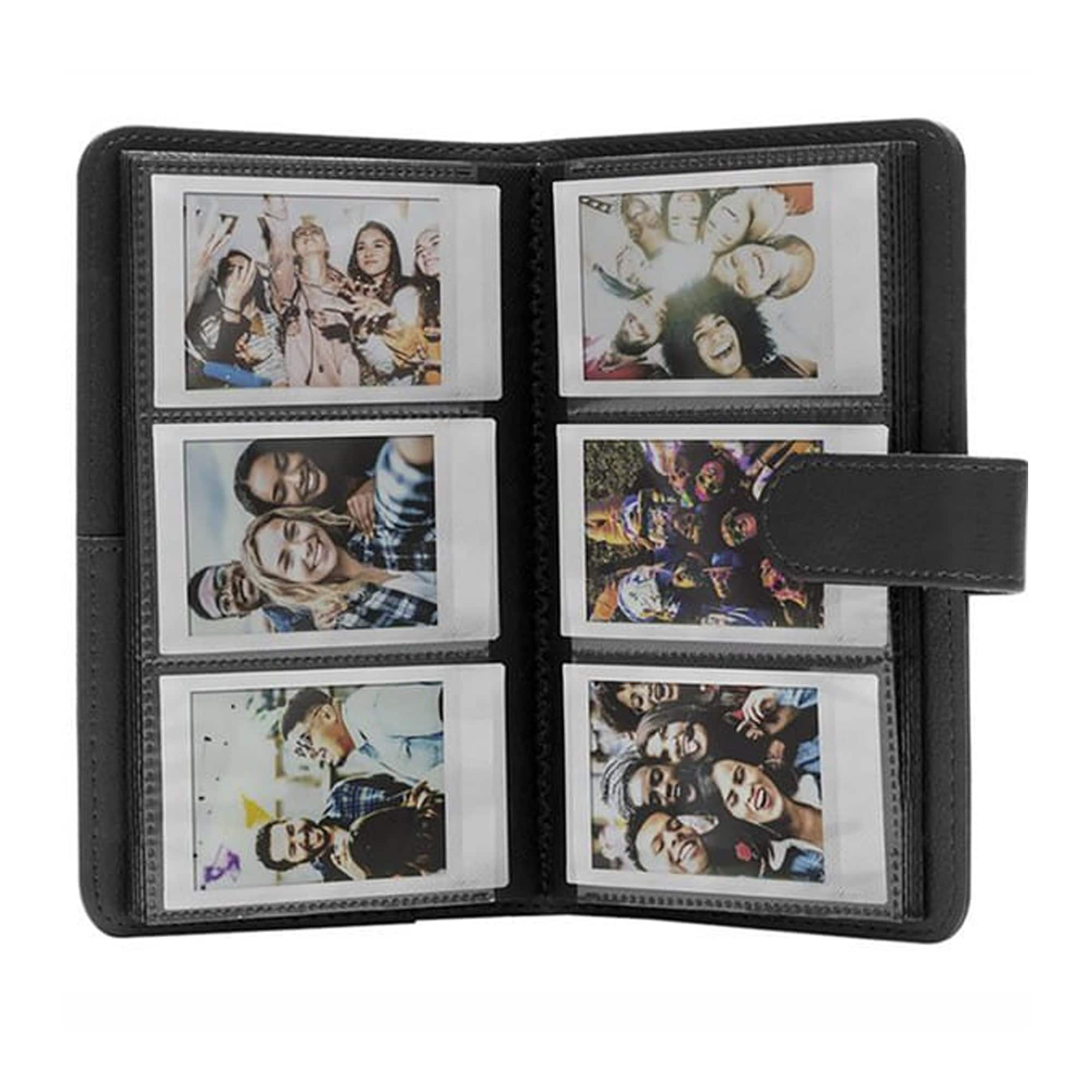 Fujifilm Instax Mini Album Charcoal Gray