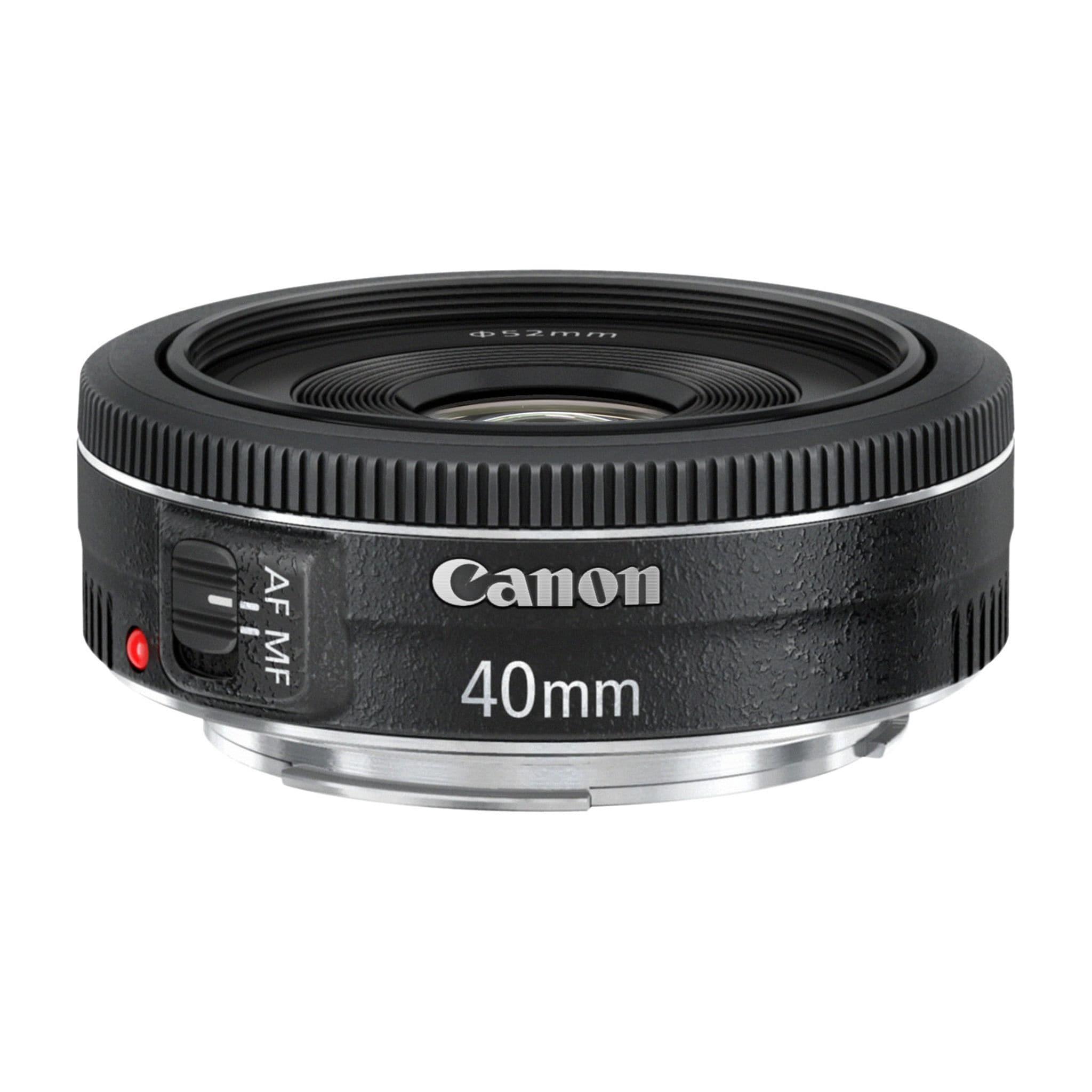 Canon EF 40mm f/2,8 - DEMO EX