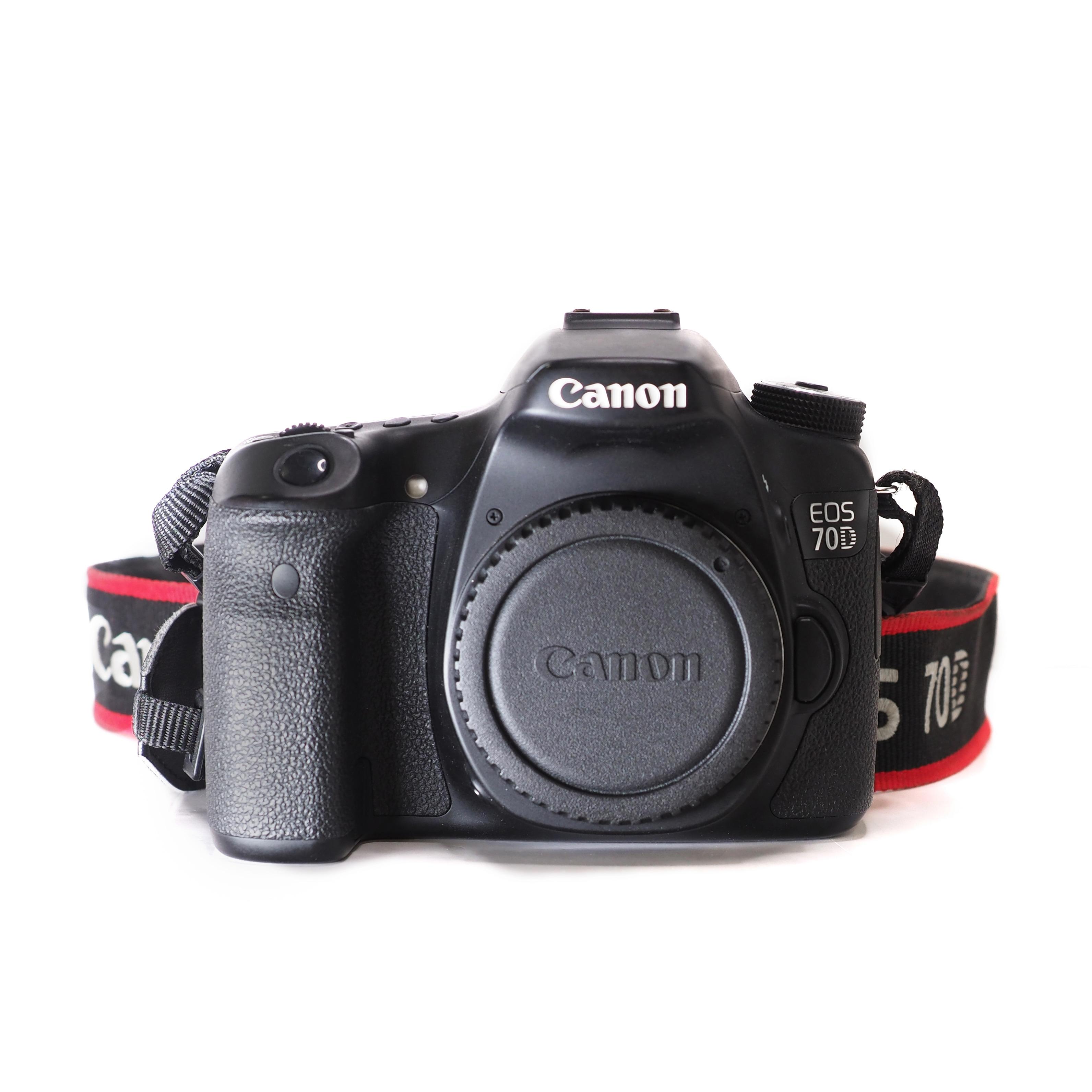 Canon EOS 70D - BEGAGNAT