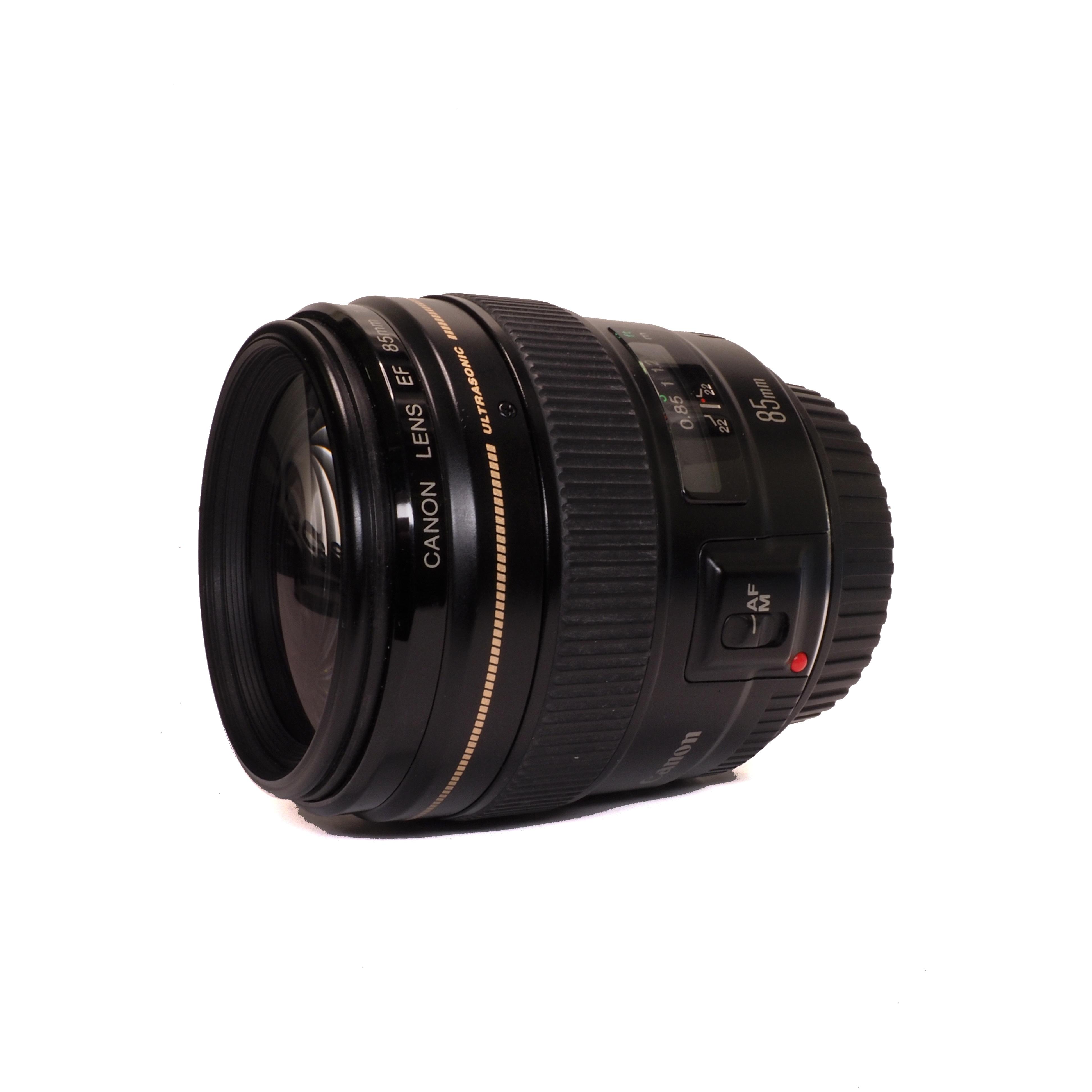 Canon EF 85mm f/1.8 - BEGAGNAT