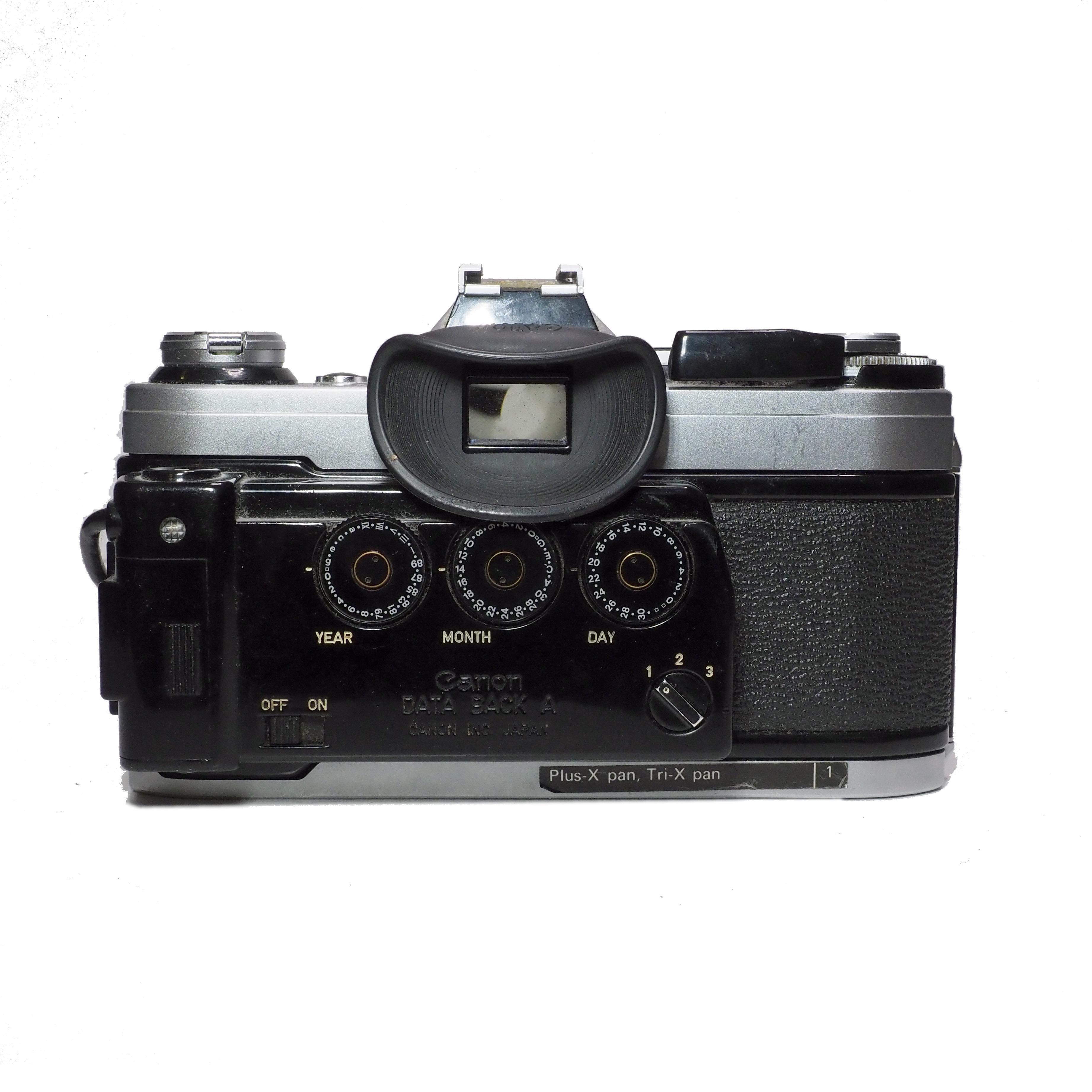 Canon AE-1 + FD 35-70mm f/3,5-4,5 - BEGAGNAT