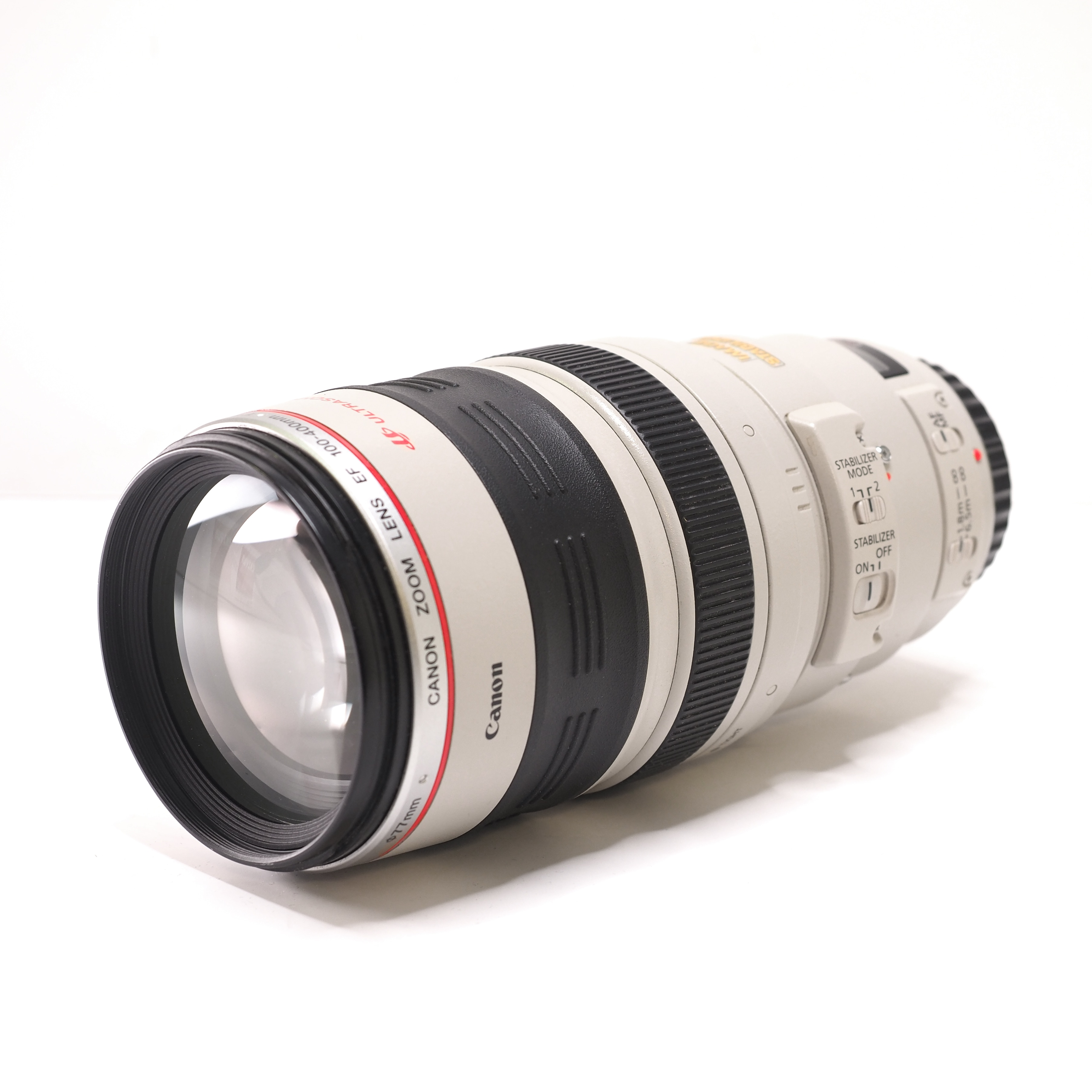 Canon EF 100-400mm f/4,5-5,6L IS USM - BEGAGNAT